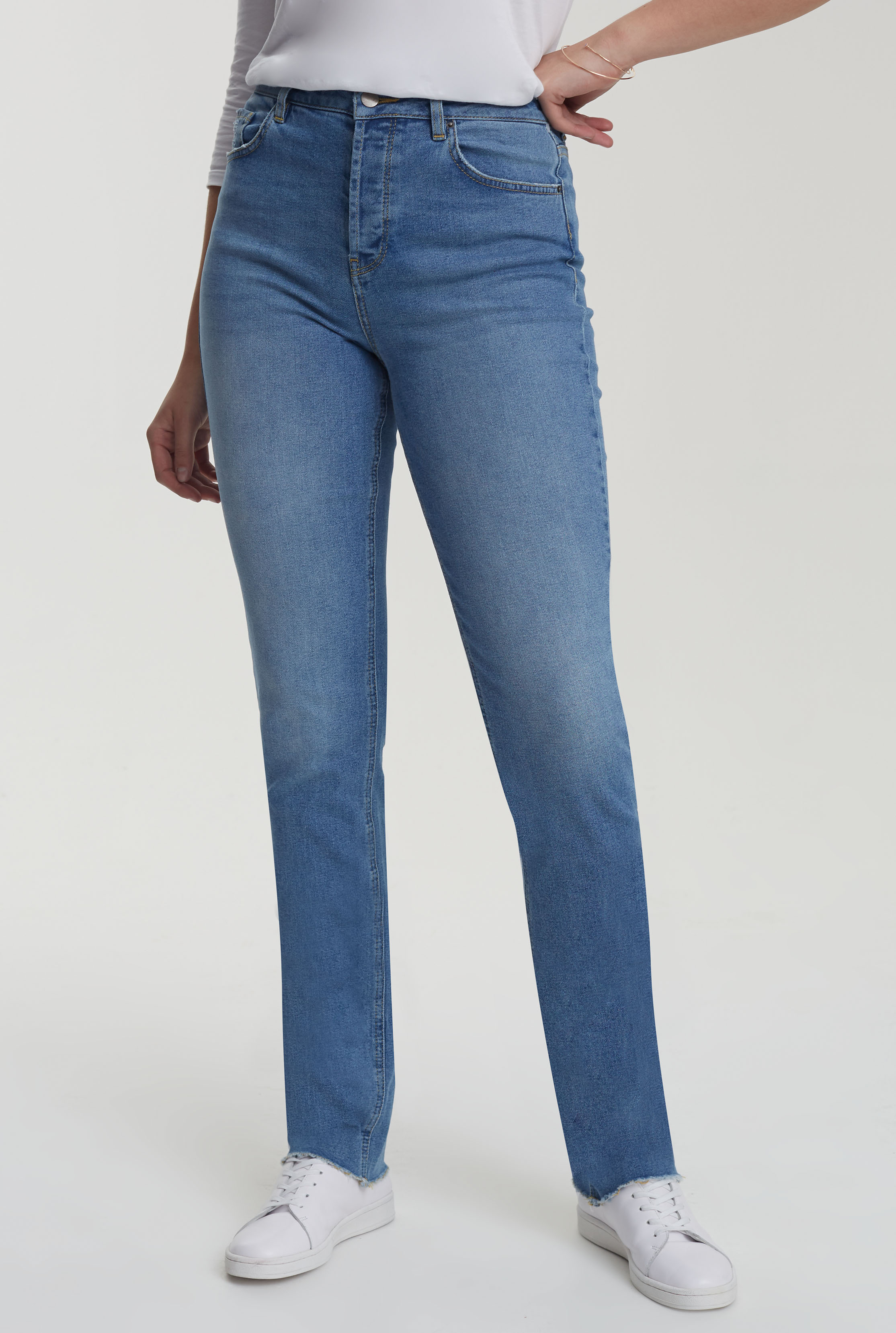Authentic Straight Jean