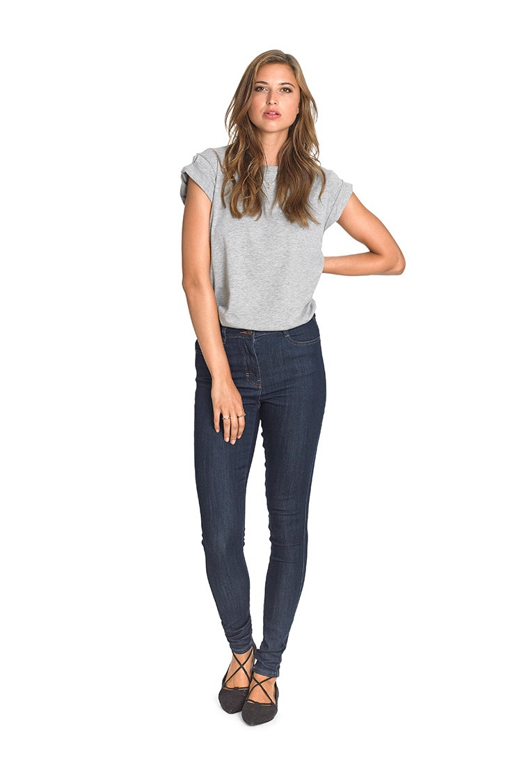 Indigo Supersoft Legging Jeans