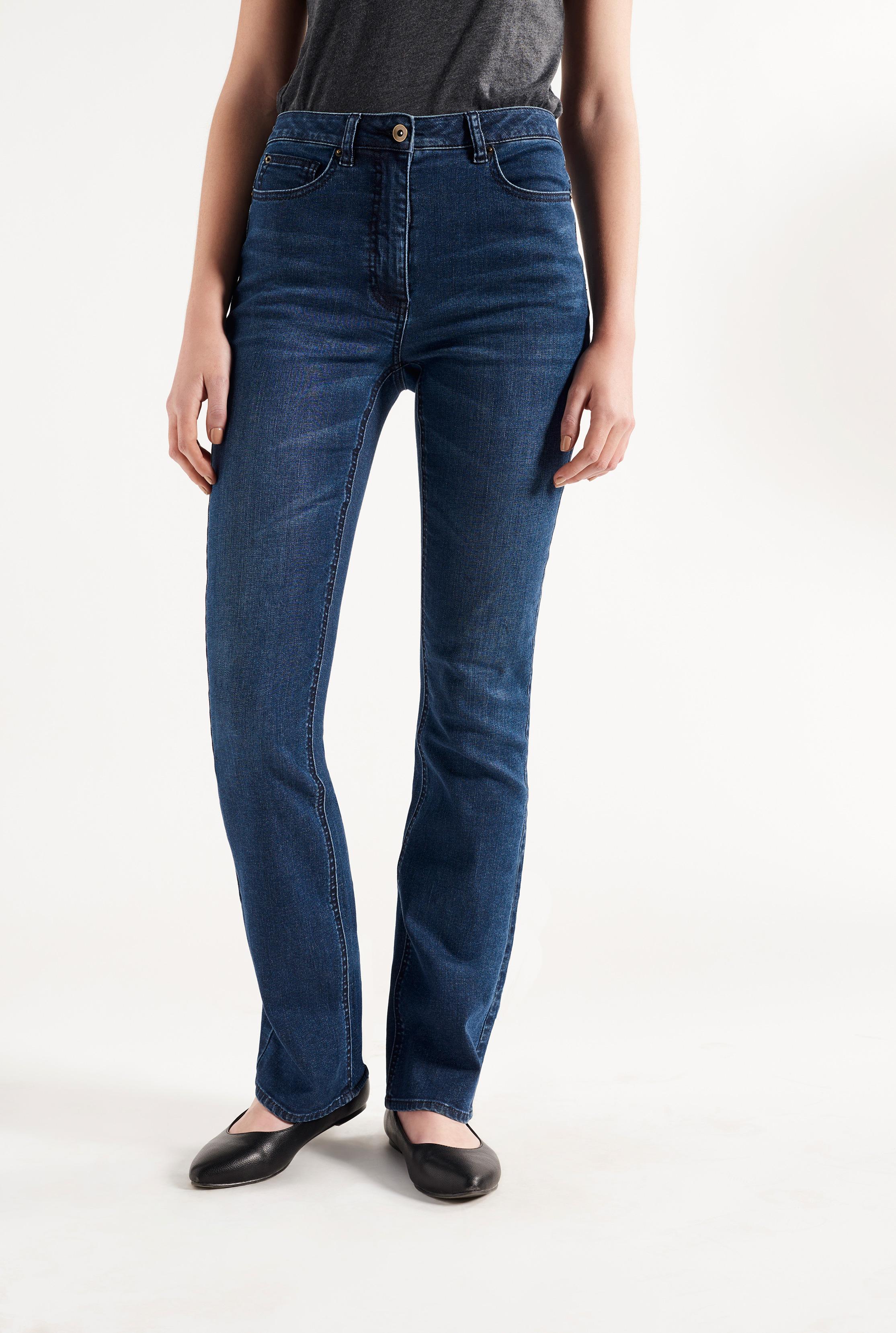 Shaper Bootcut Jeans