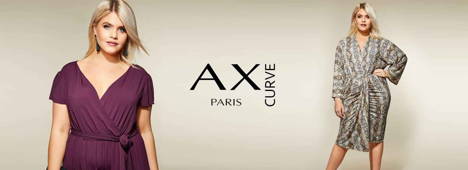Shop AX Paris Curve