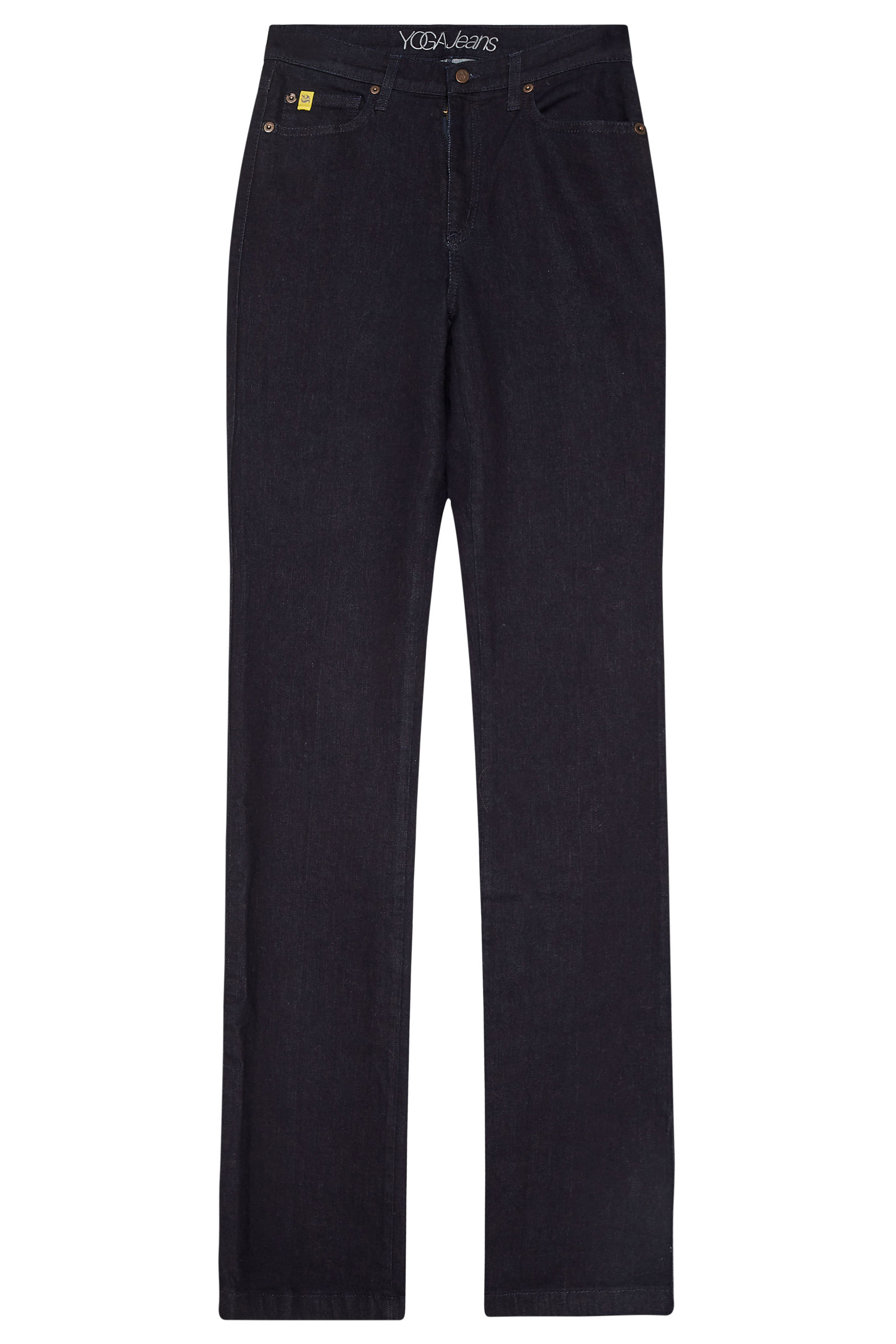 YOGA JEANS Dark Denim Shaper Skinny Jeans