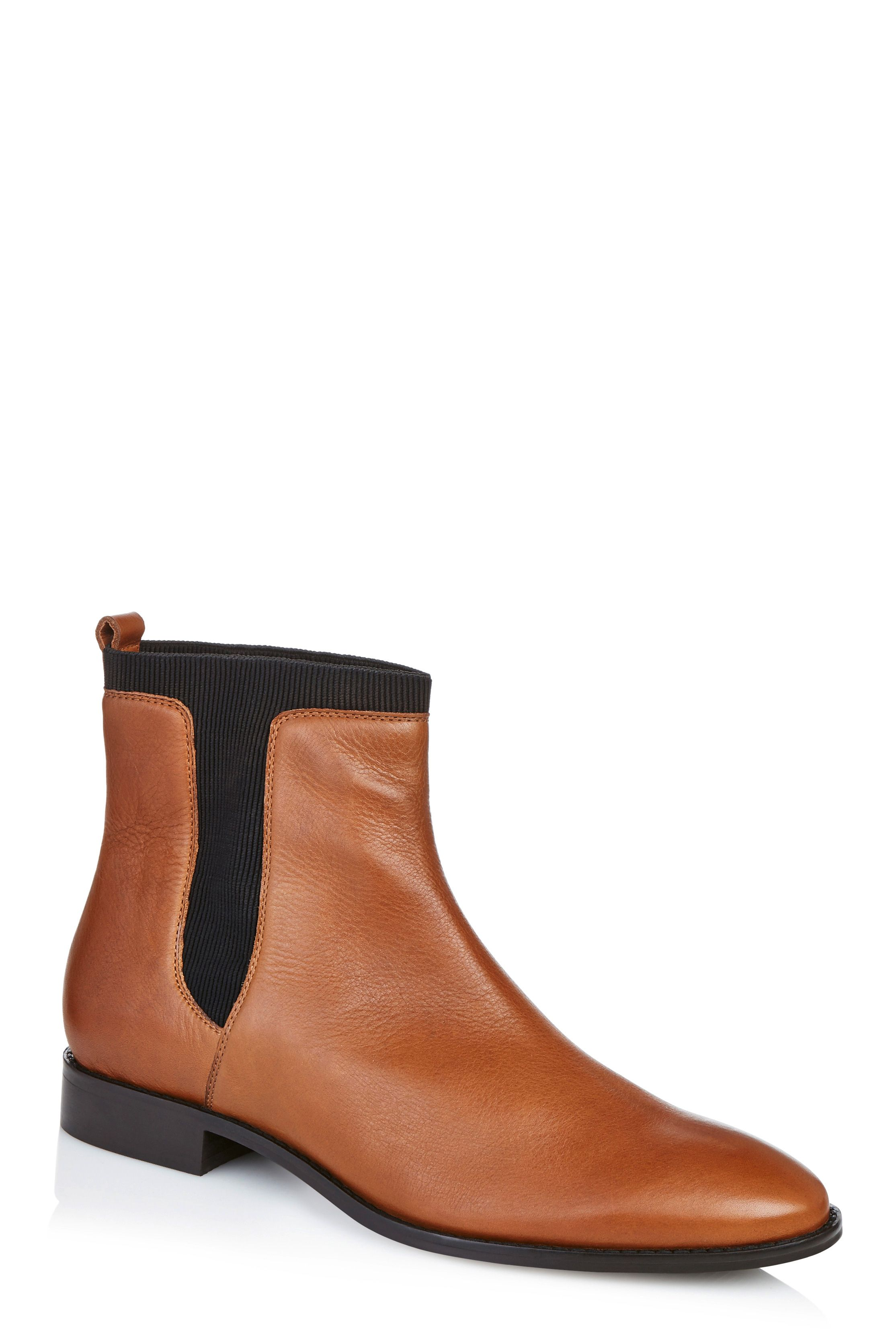 LTS Cesca Leather Chelsea Boot