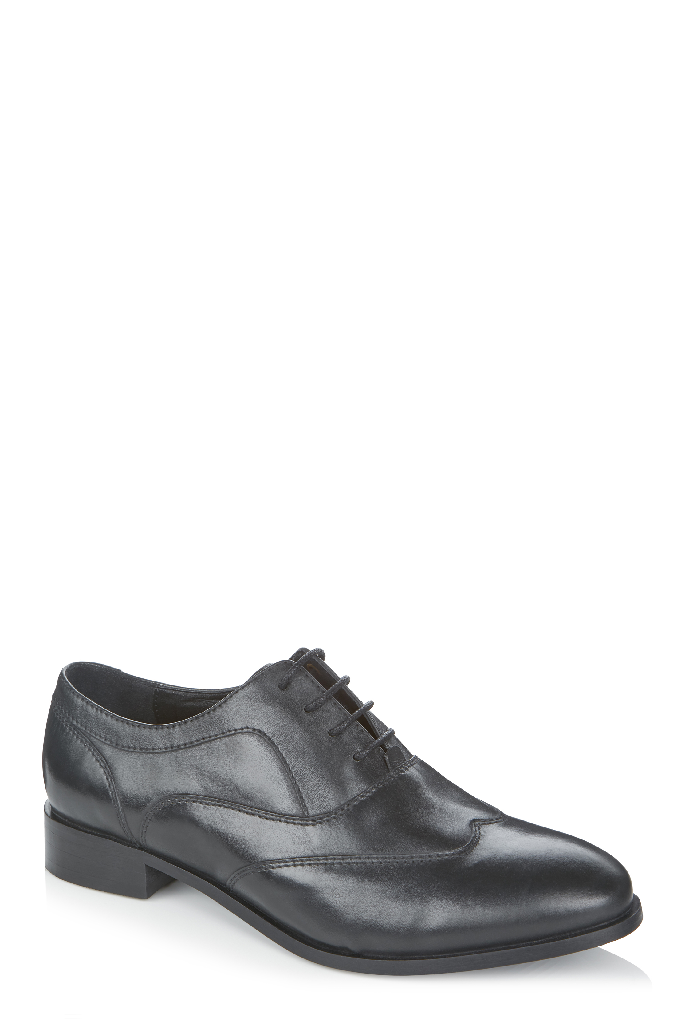 LTS Lane Leather Lace Up