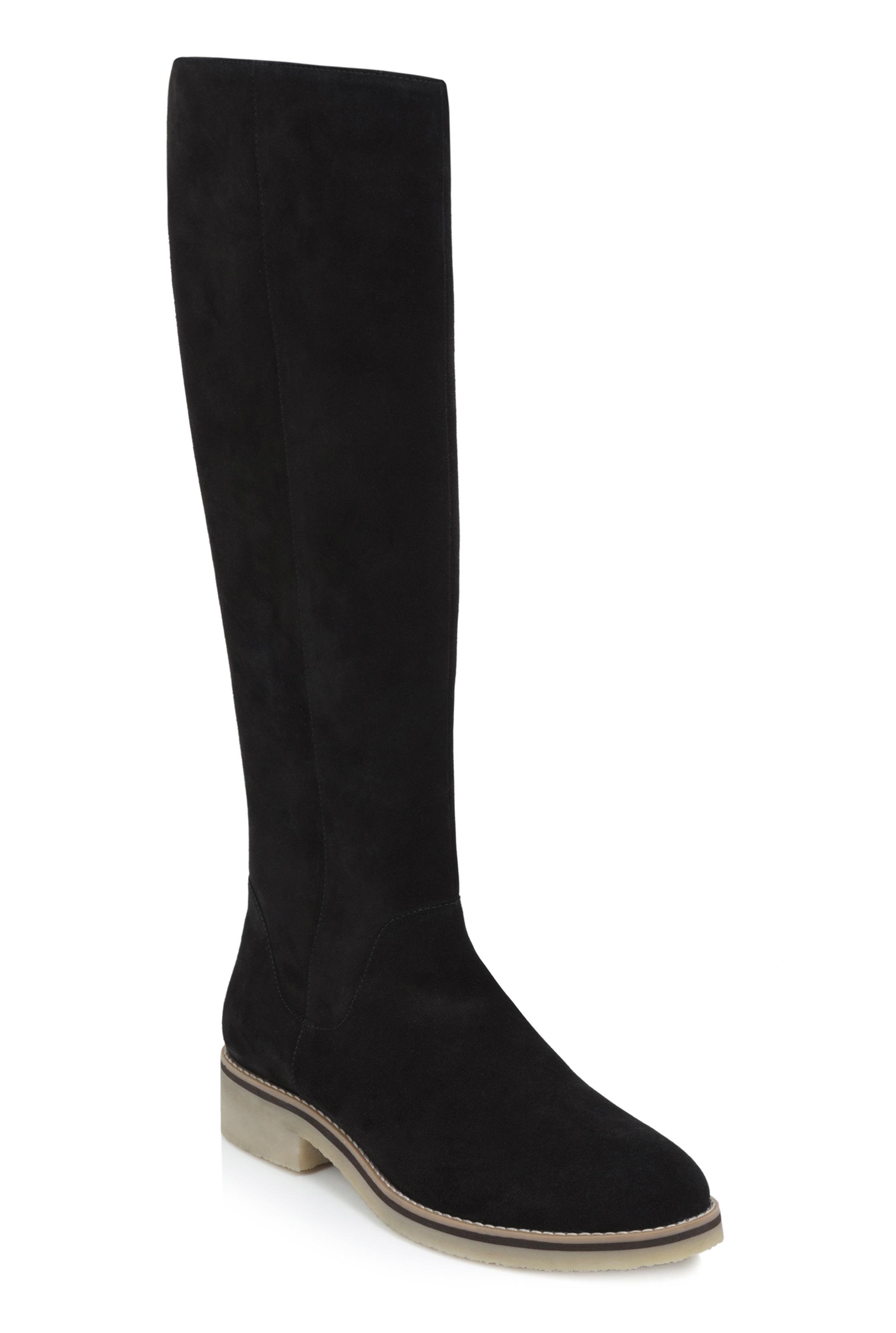 LTS Rita Knee High Suede Boot