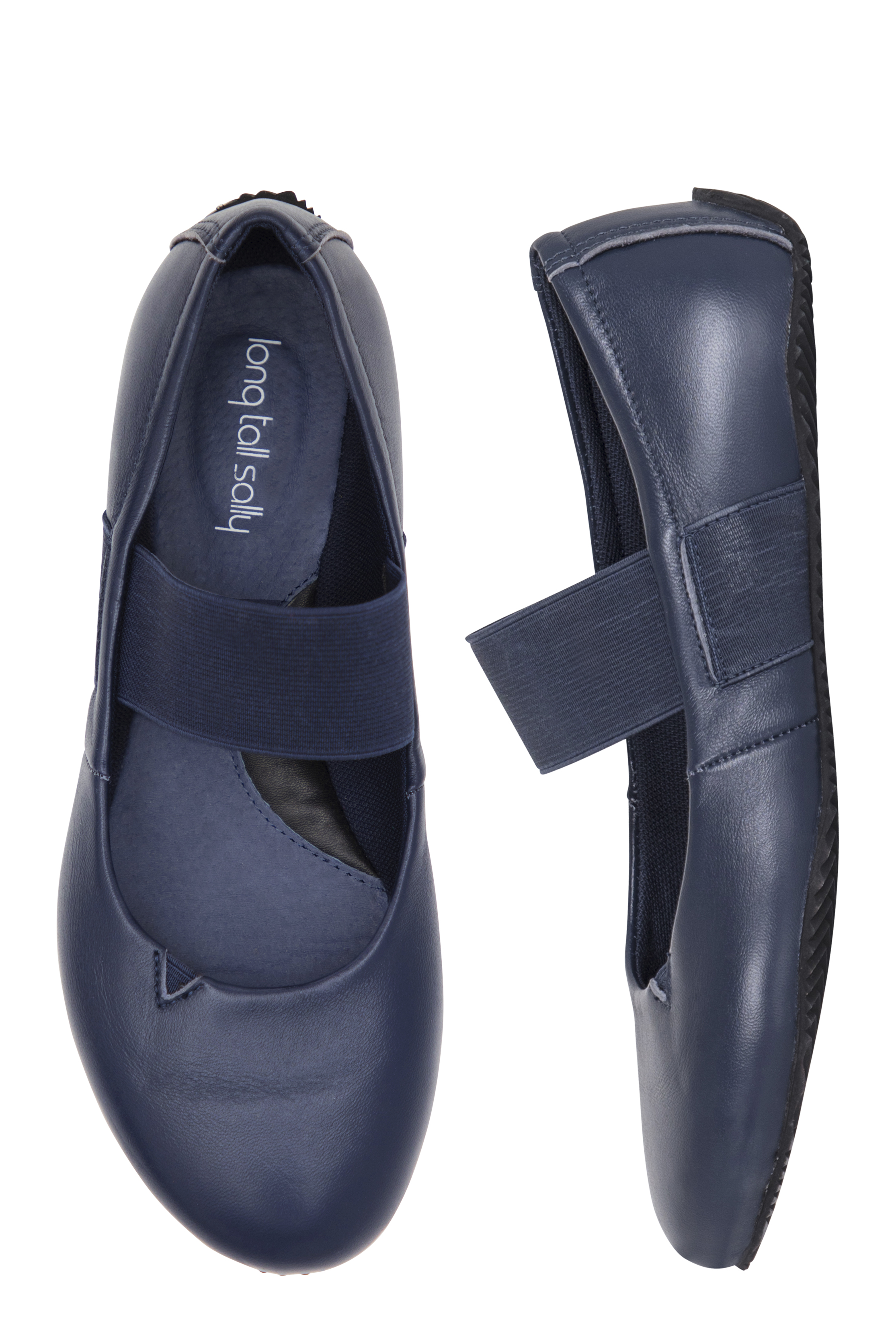 LTS Romy Comfy Leather Ballerina