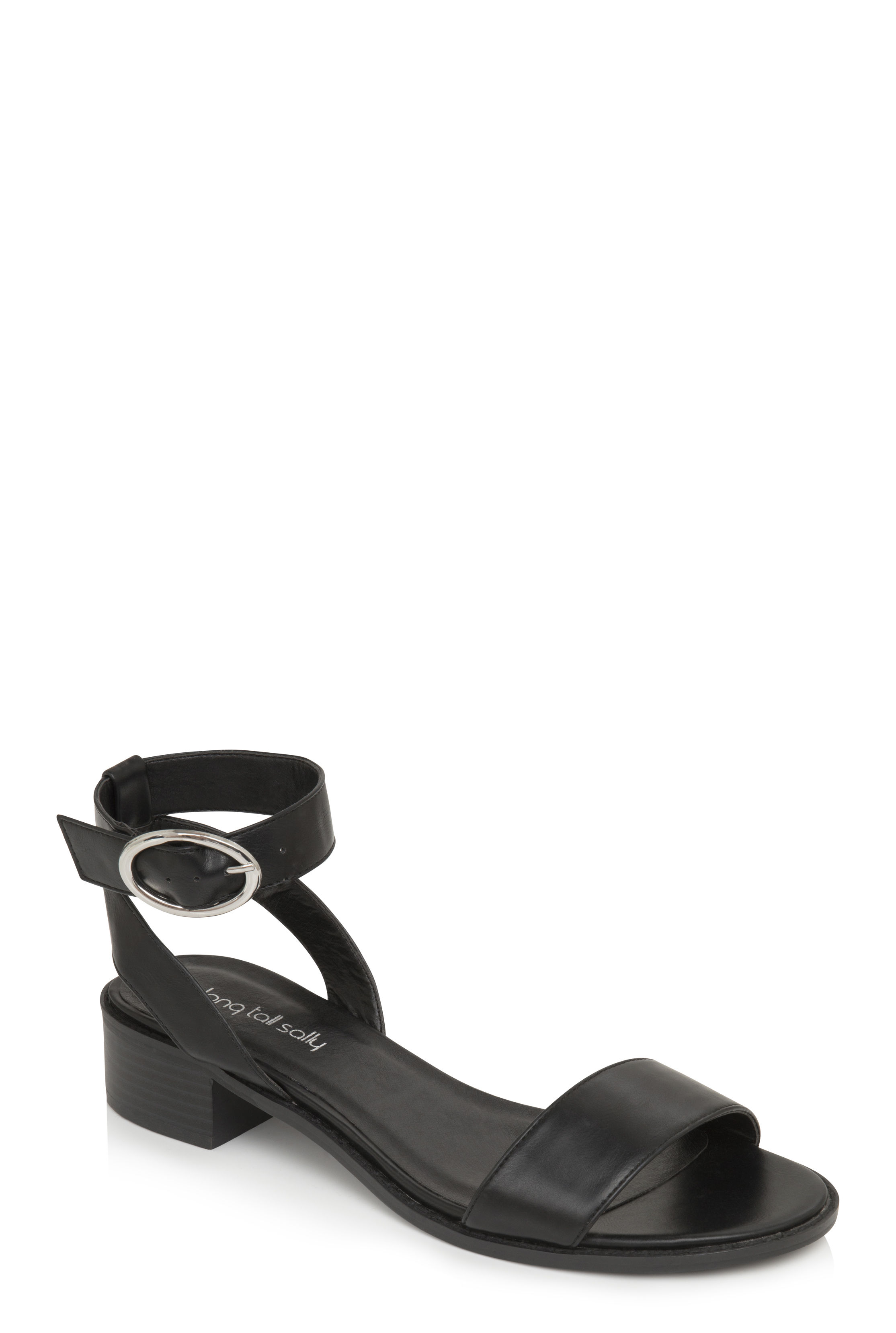 LTS Demi Two Part Block Heel Sandal