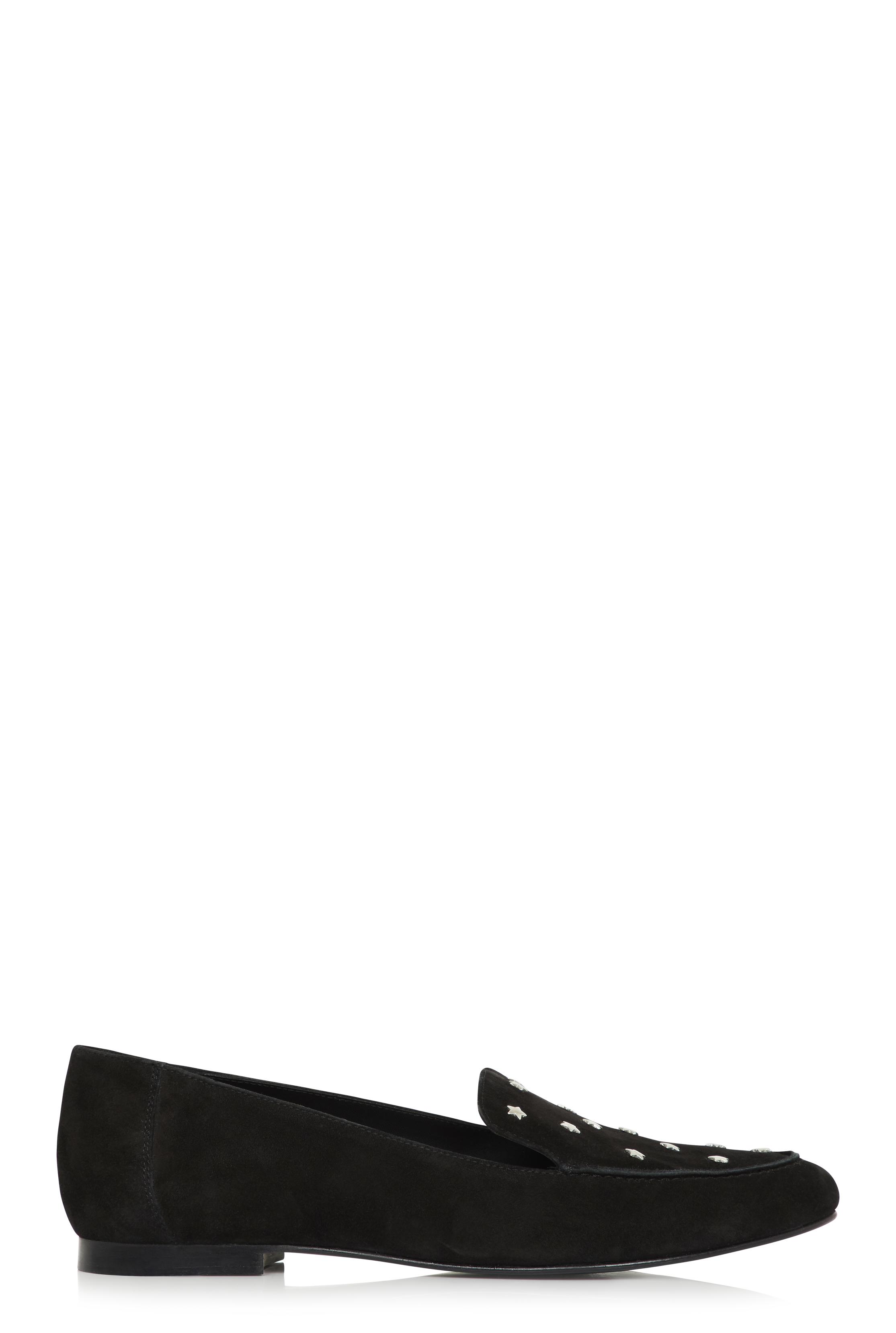 LTS Maeve Star Studded Leather Loafer
