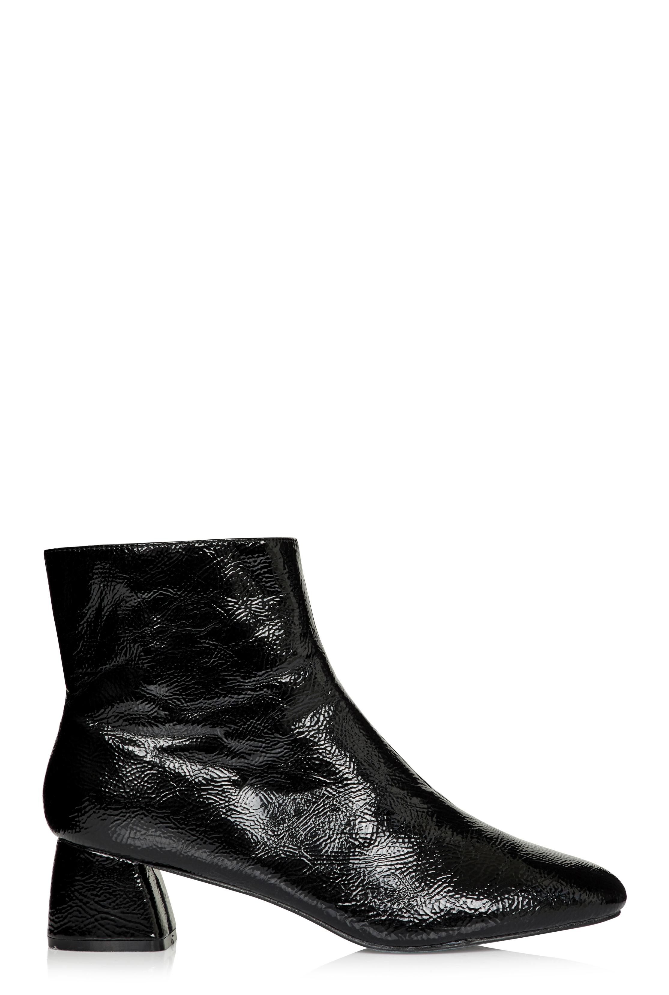 LTS Tatiana Patent Ankle Boot