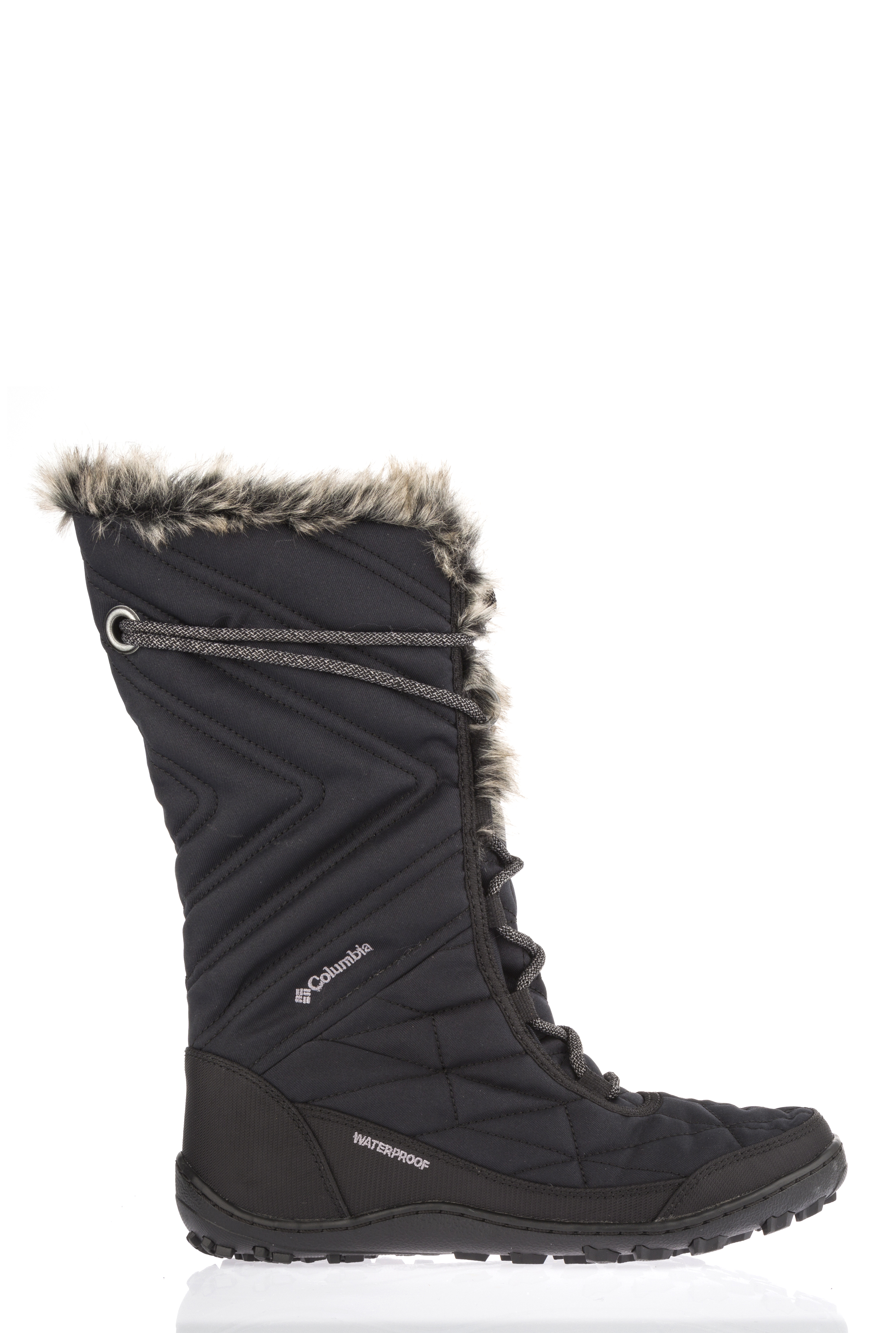 Columbia Minx Black Mid III Winter Boots