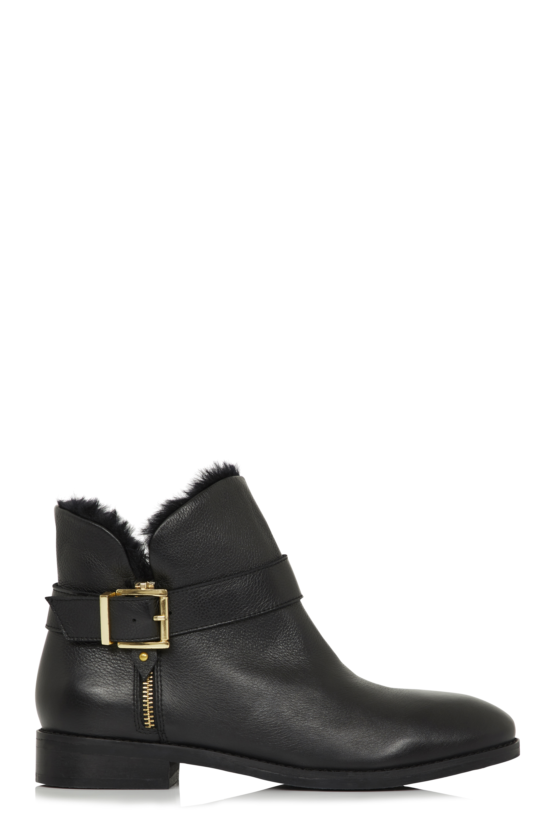 LTS Abigail Leather Ankle Boot