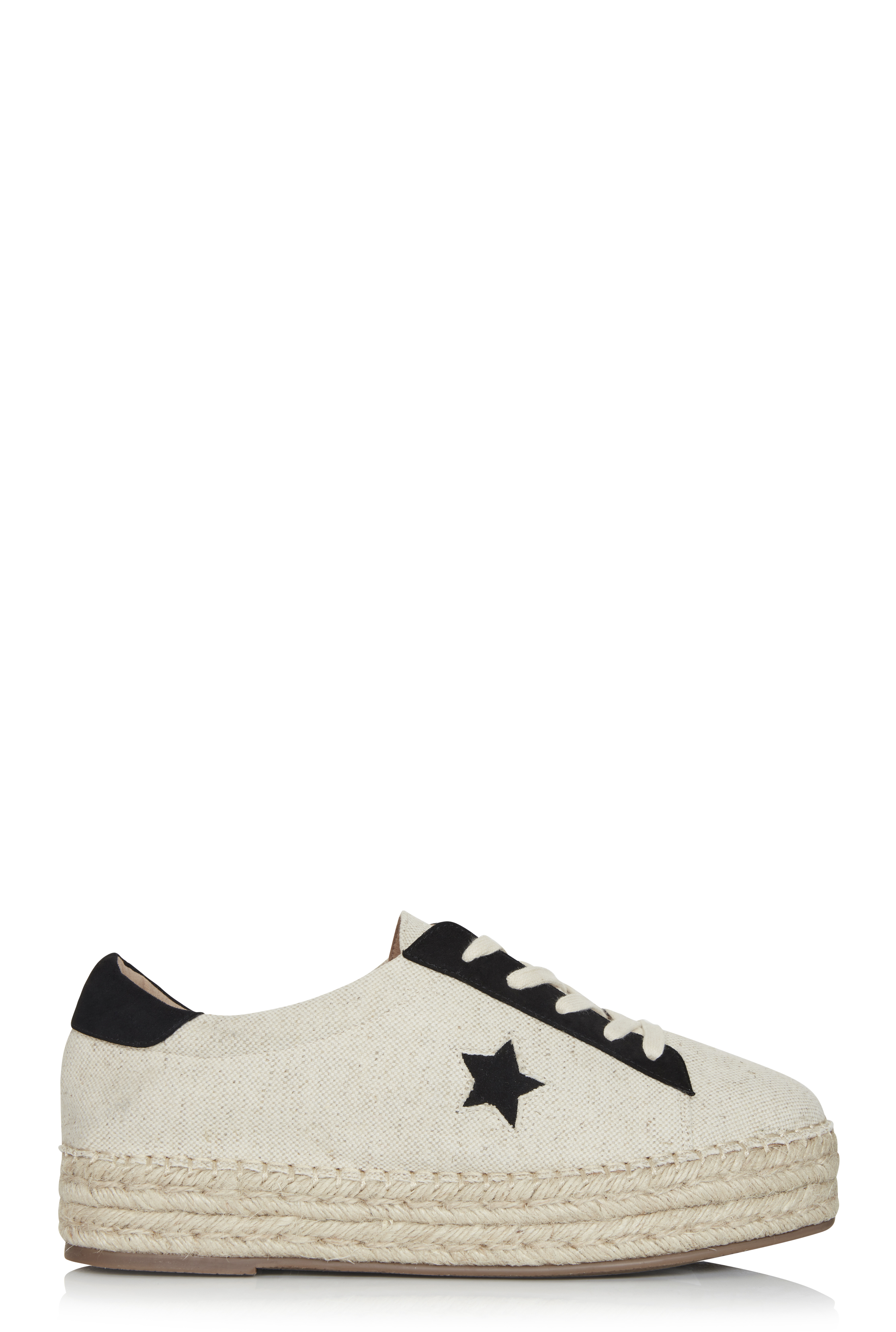 LTS Keziah Lace Up Espadrille