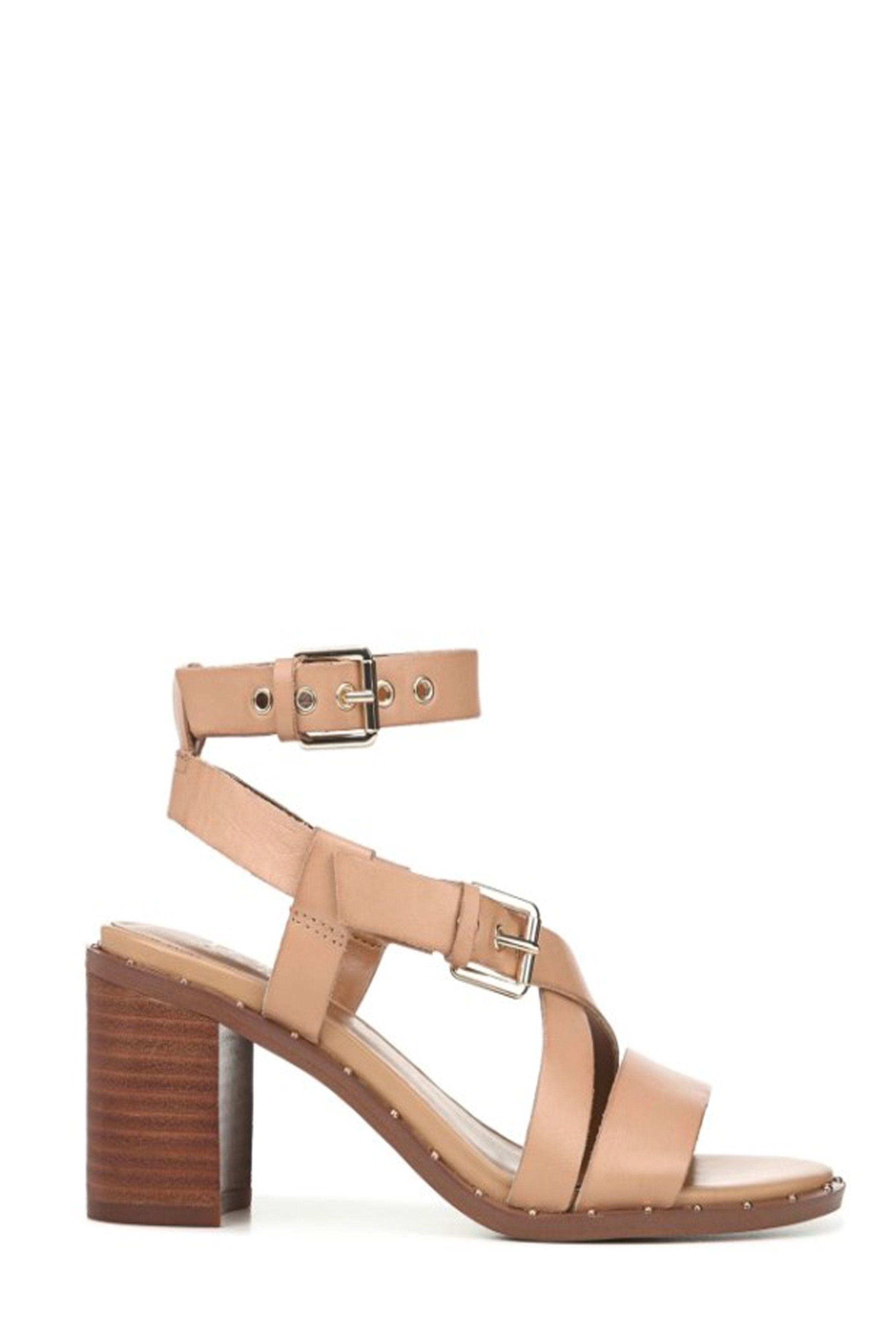 Franco Sarto Halina Chunky Heel Sandals