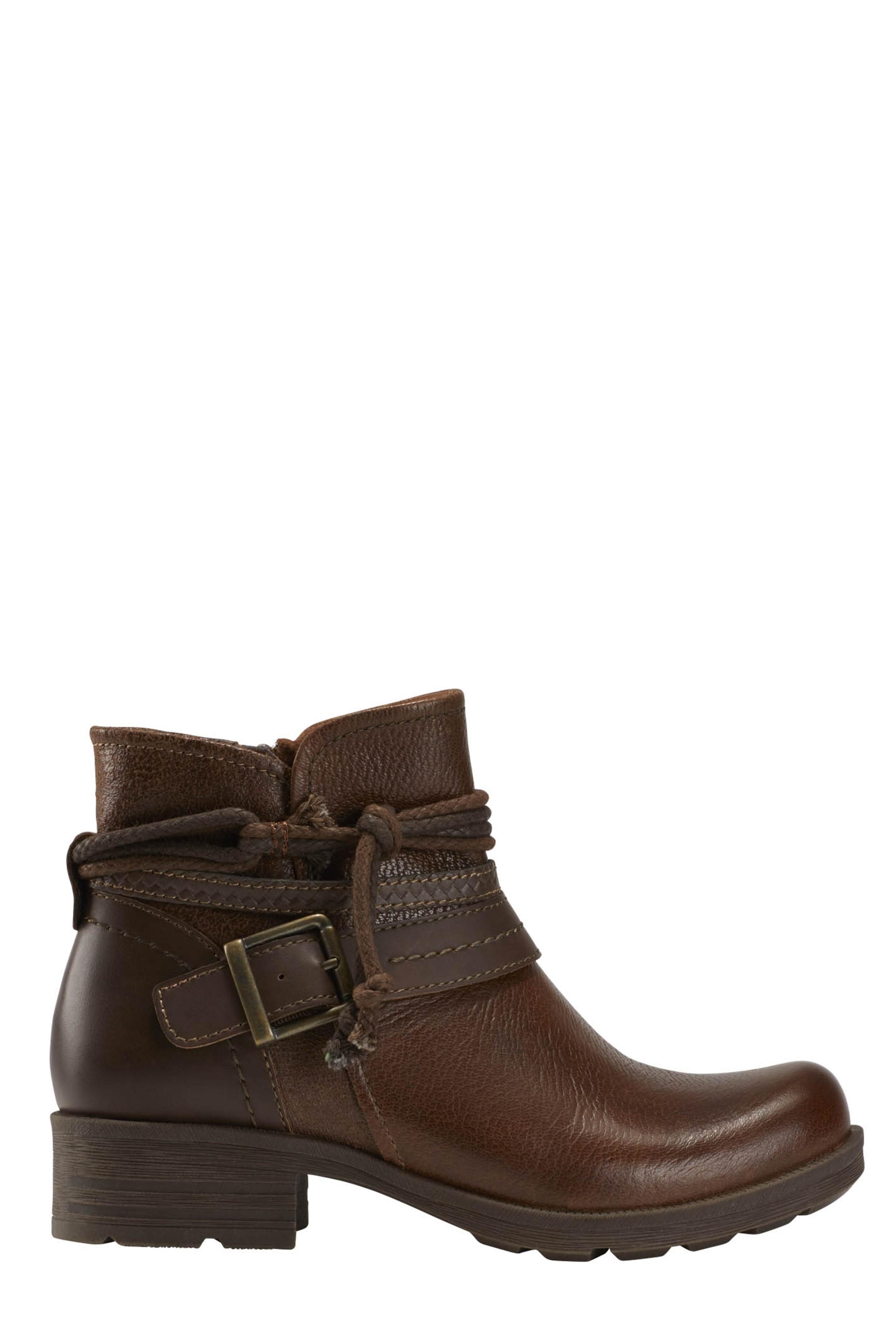 EARTH Brown Randi Radley Boot