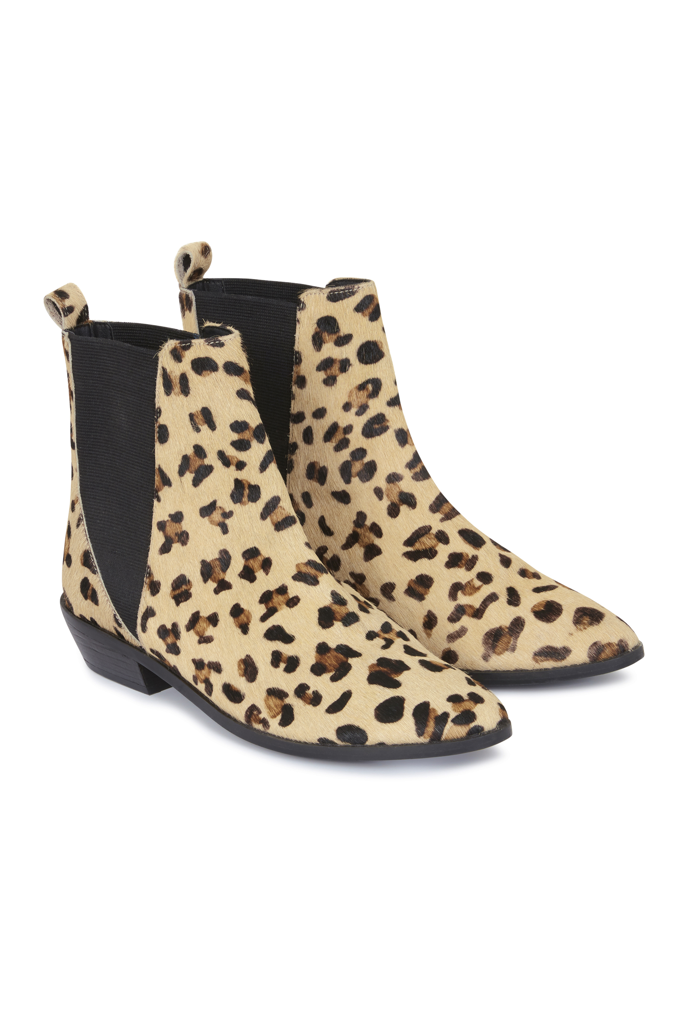 LTS Jessie Leather Western Boot