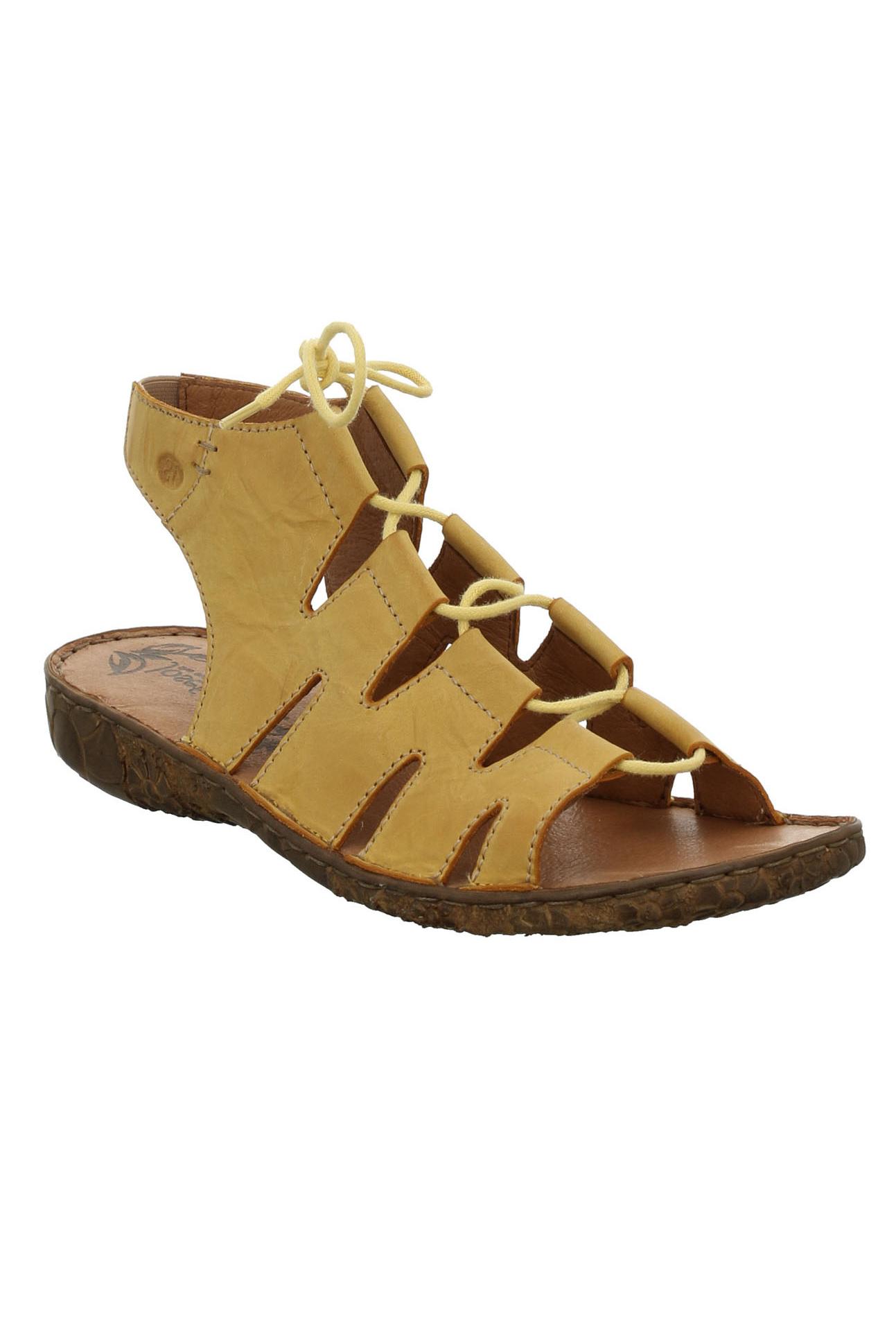 Josef Seibel Rosalie 39 Leather Sandal