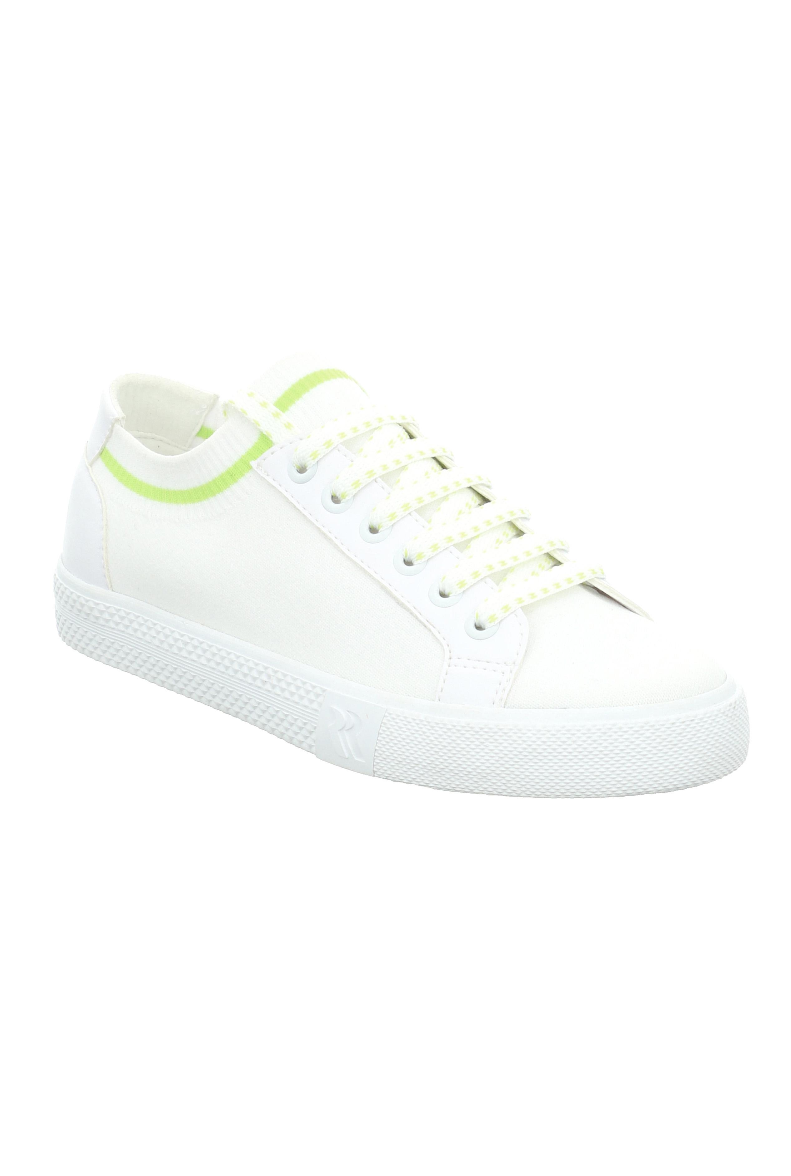 White Romika Sun-Fast Sneaker