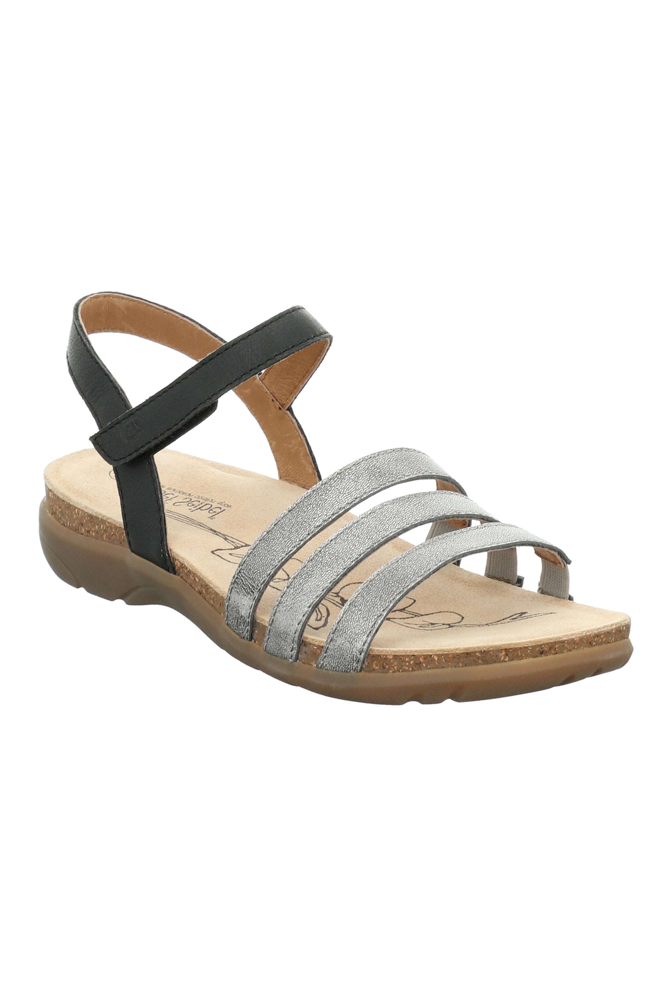 Josef Seibel Riley 01 Leather Sandal