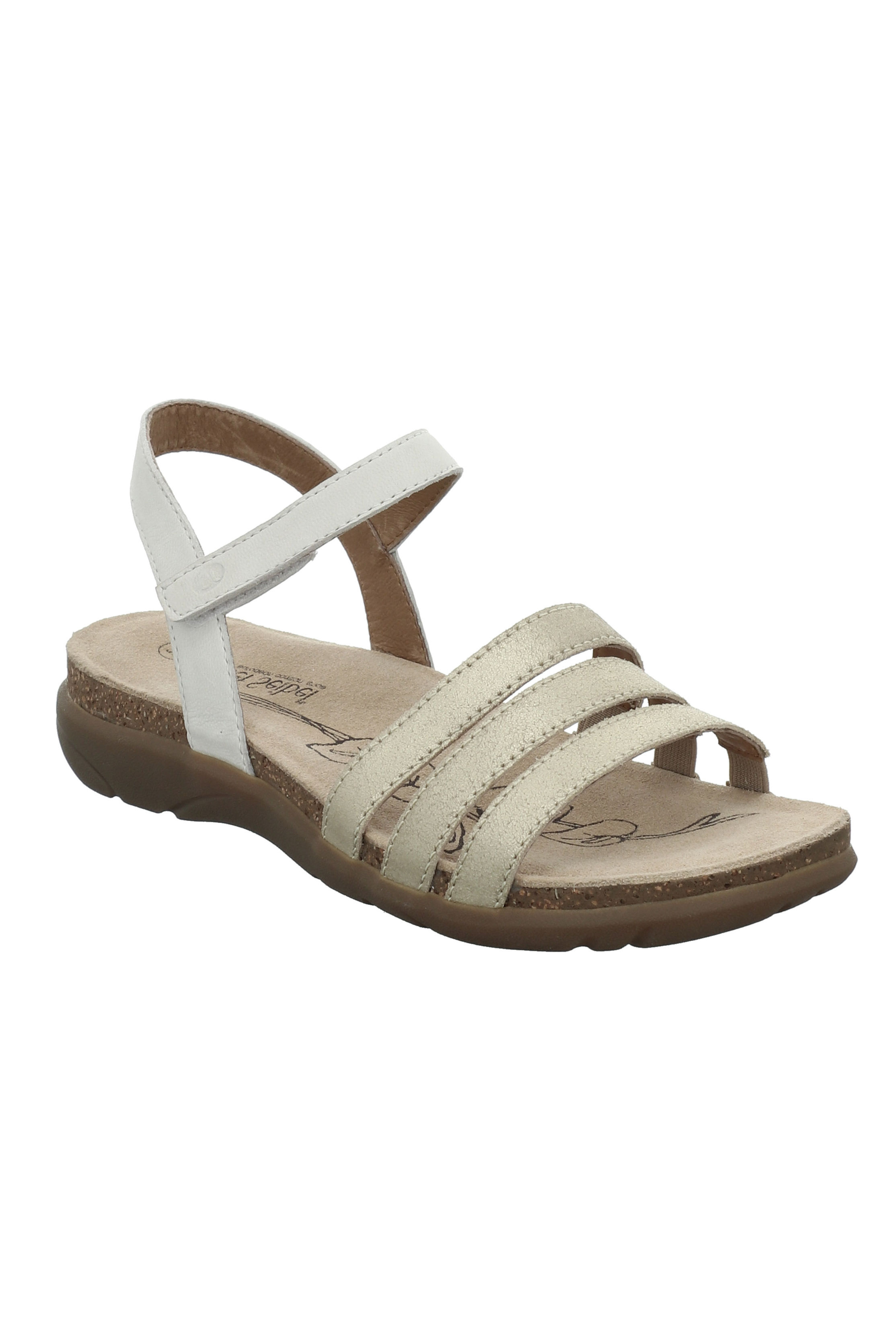 Josef Seibel Riley 01 Leather Sandal