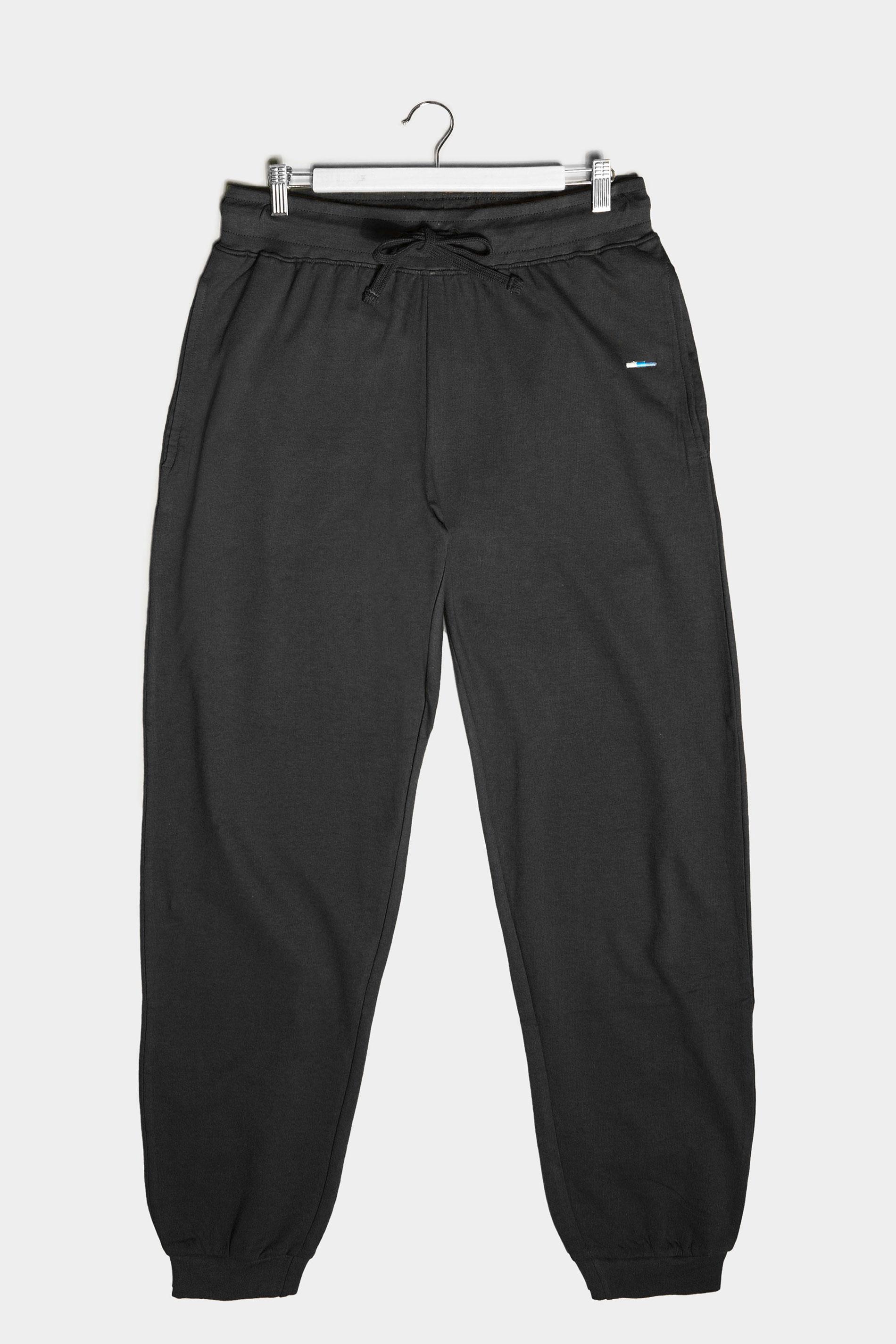BadRhino Black Essential Joggers