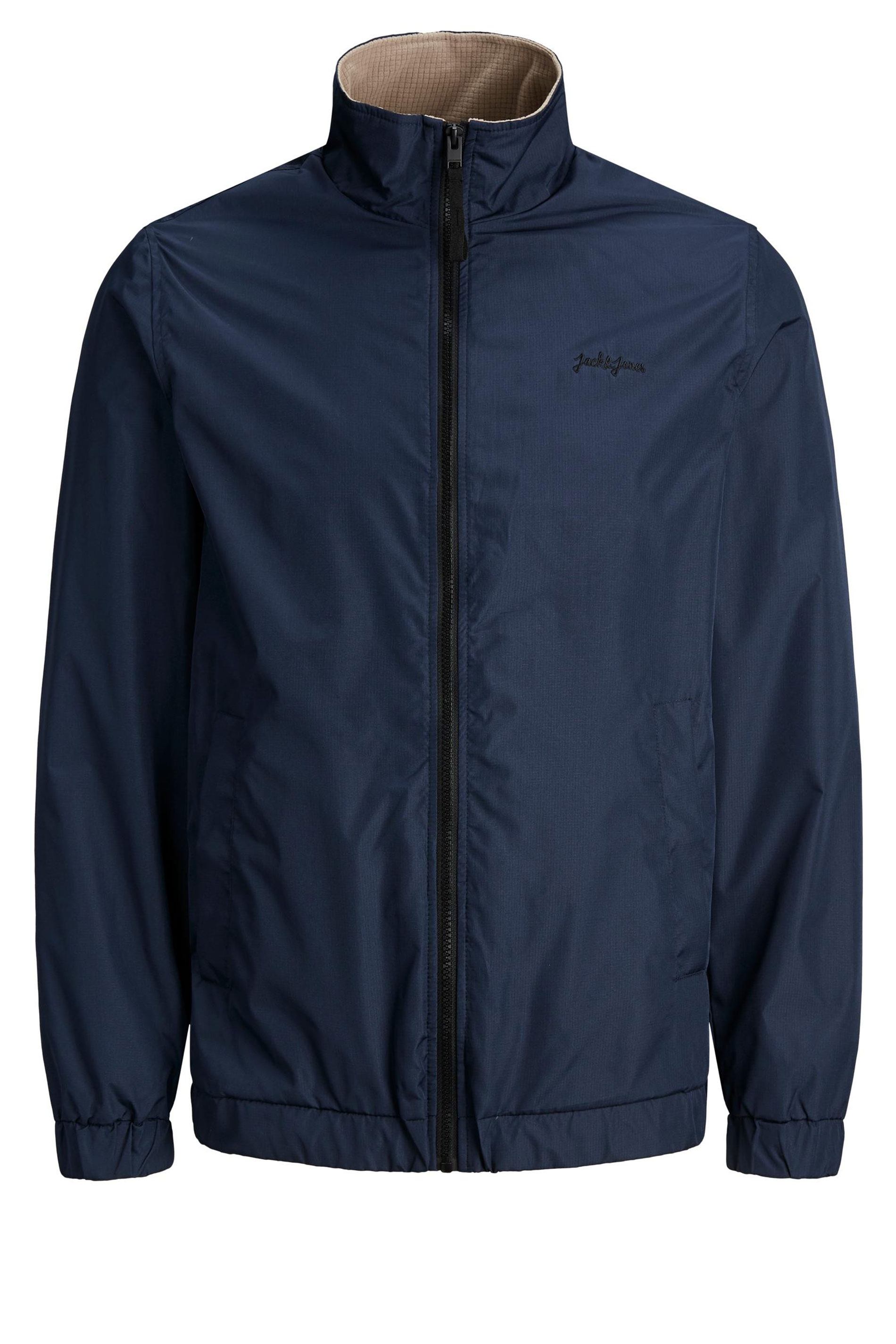 JACK & JONES Navy Cooper Jacket