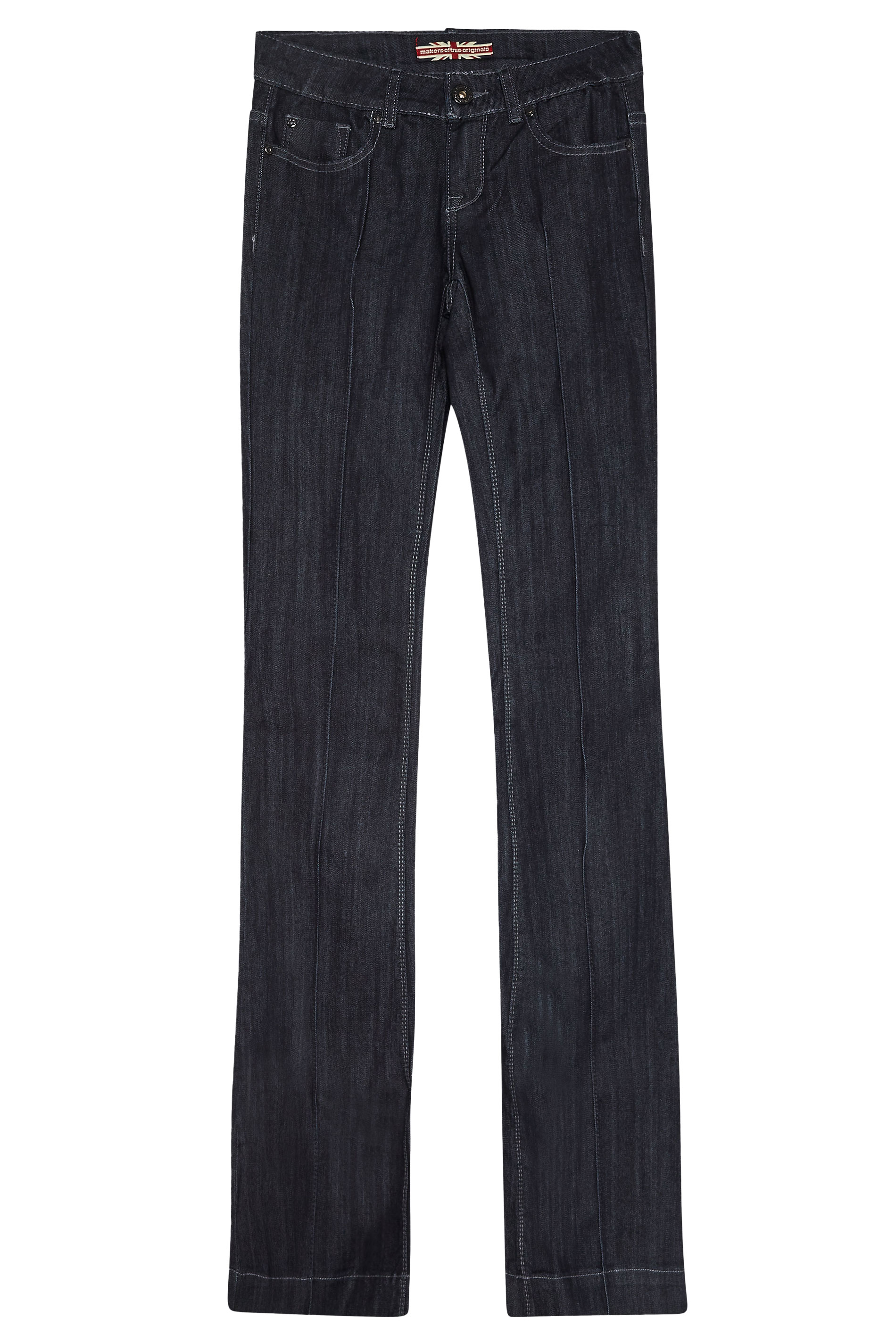 Dark Denim Ginger Jean