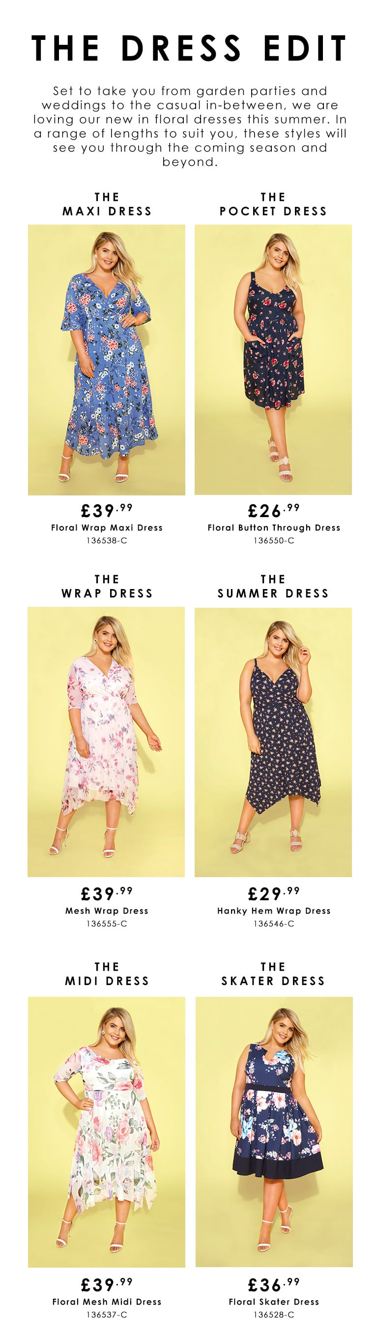 The Dress Edit