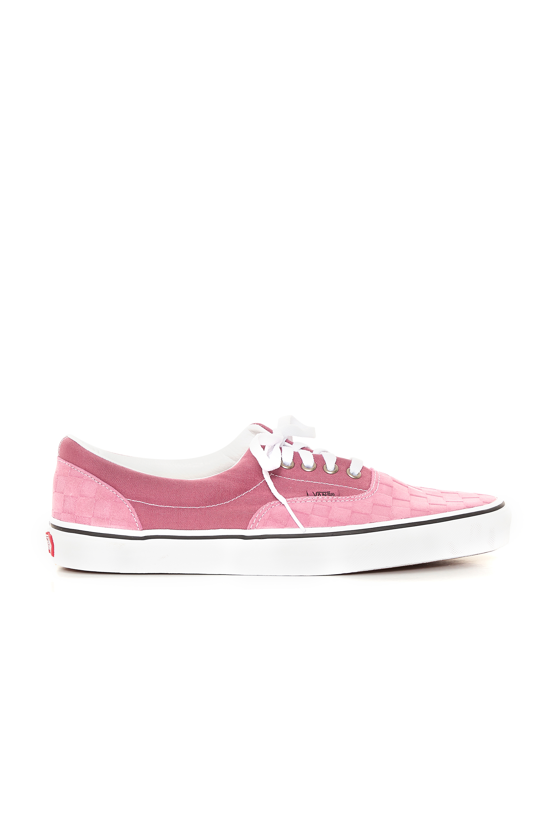 VANS Pink Era Deboss Checkerboard Trainers