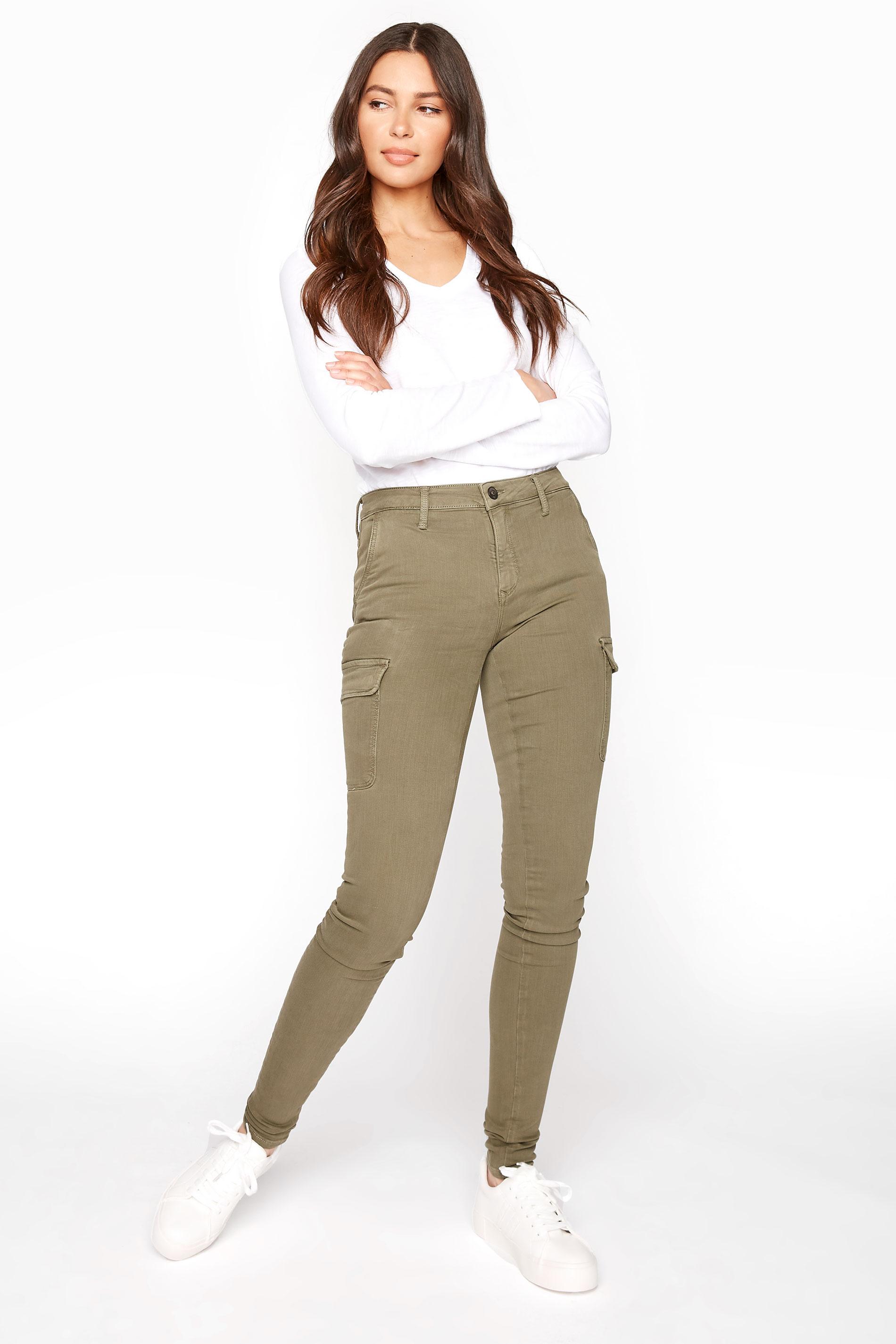 Mavi Arina Military Twill Jean
