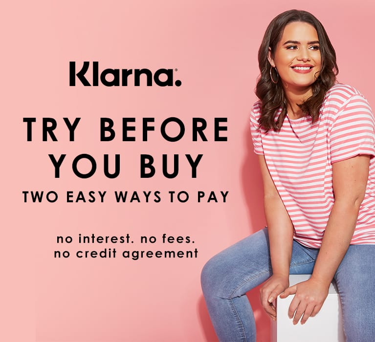 Buy Now & Pay Later with Yours Clothing
