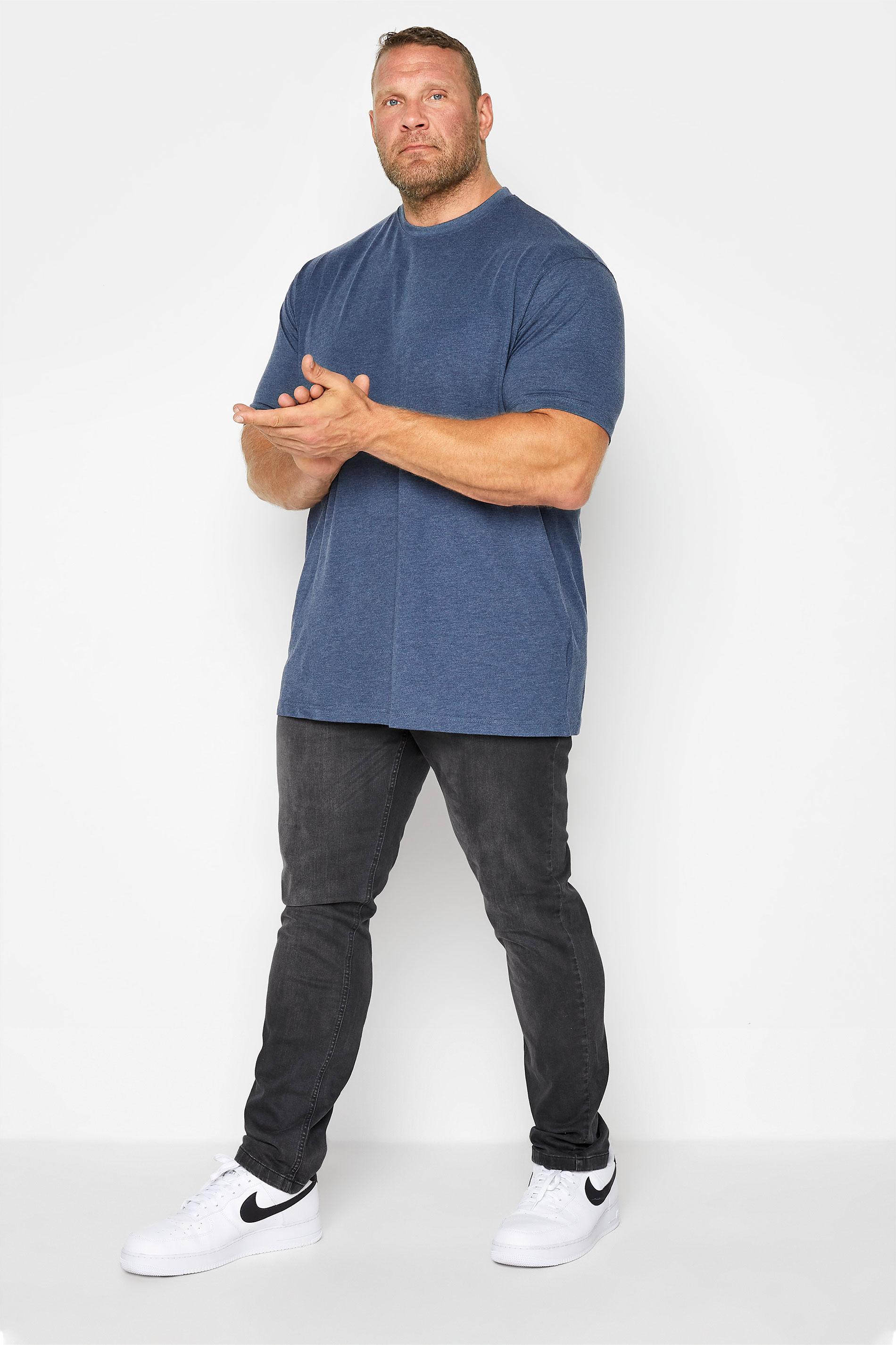 D555 Grey Tapered Stretch Jeans_B.jpg