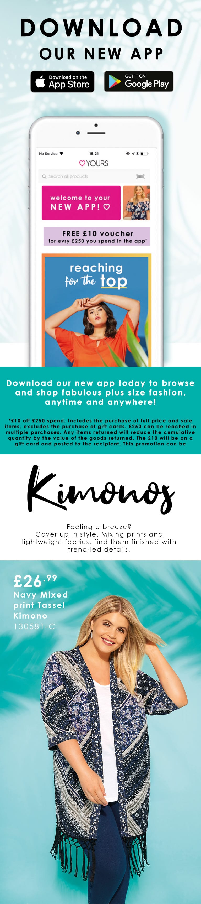 App & Kimonos