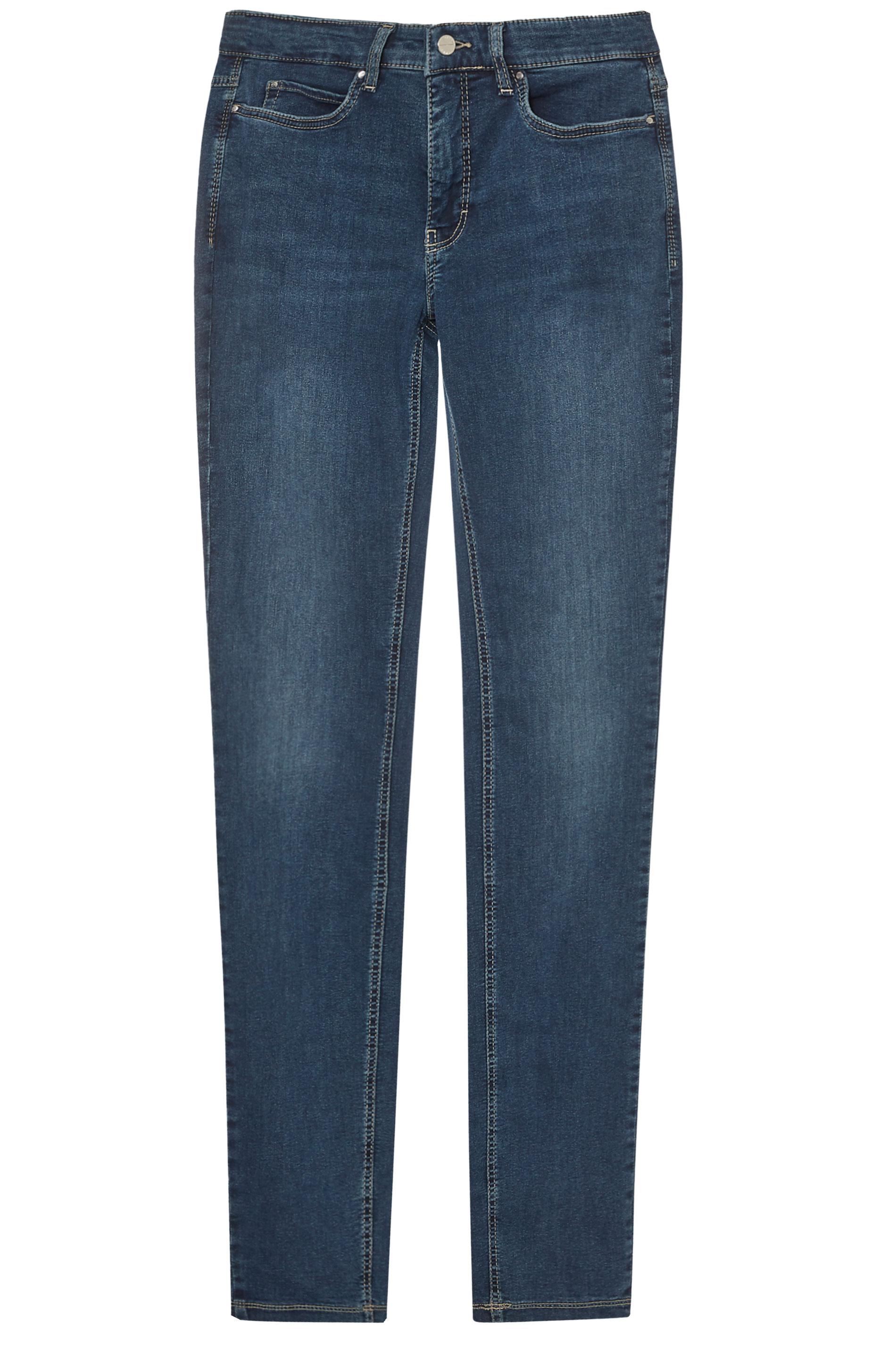 MAC Dark Blue Skinny Dream Jean