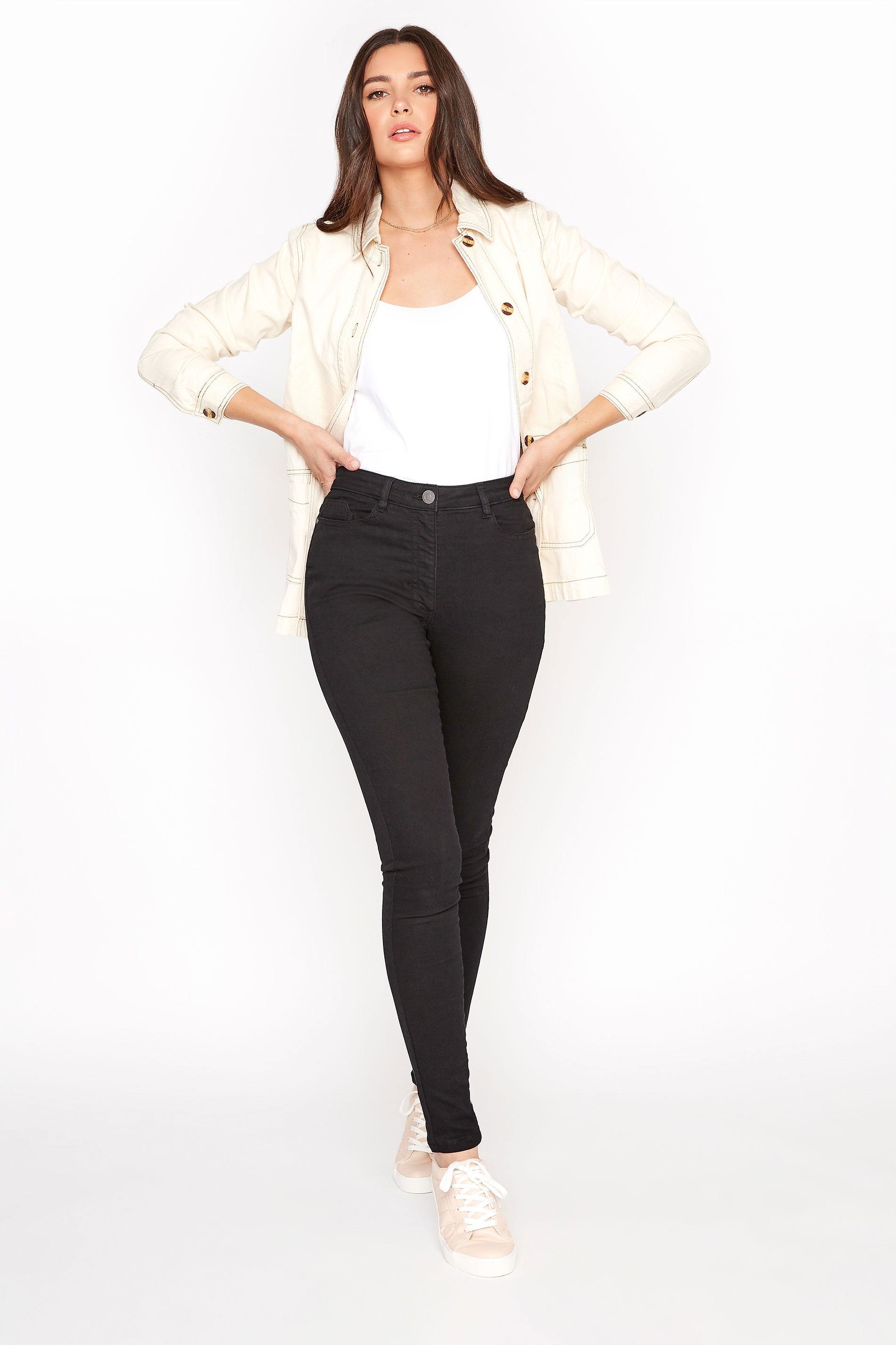 LTS Black AVA Skinny Jeans
