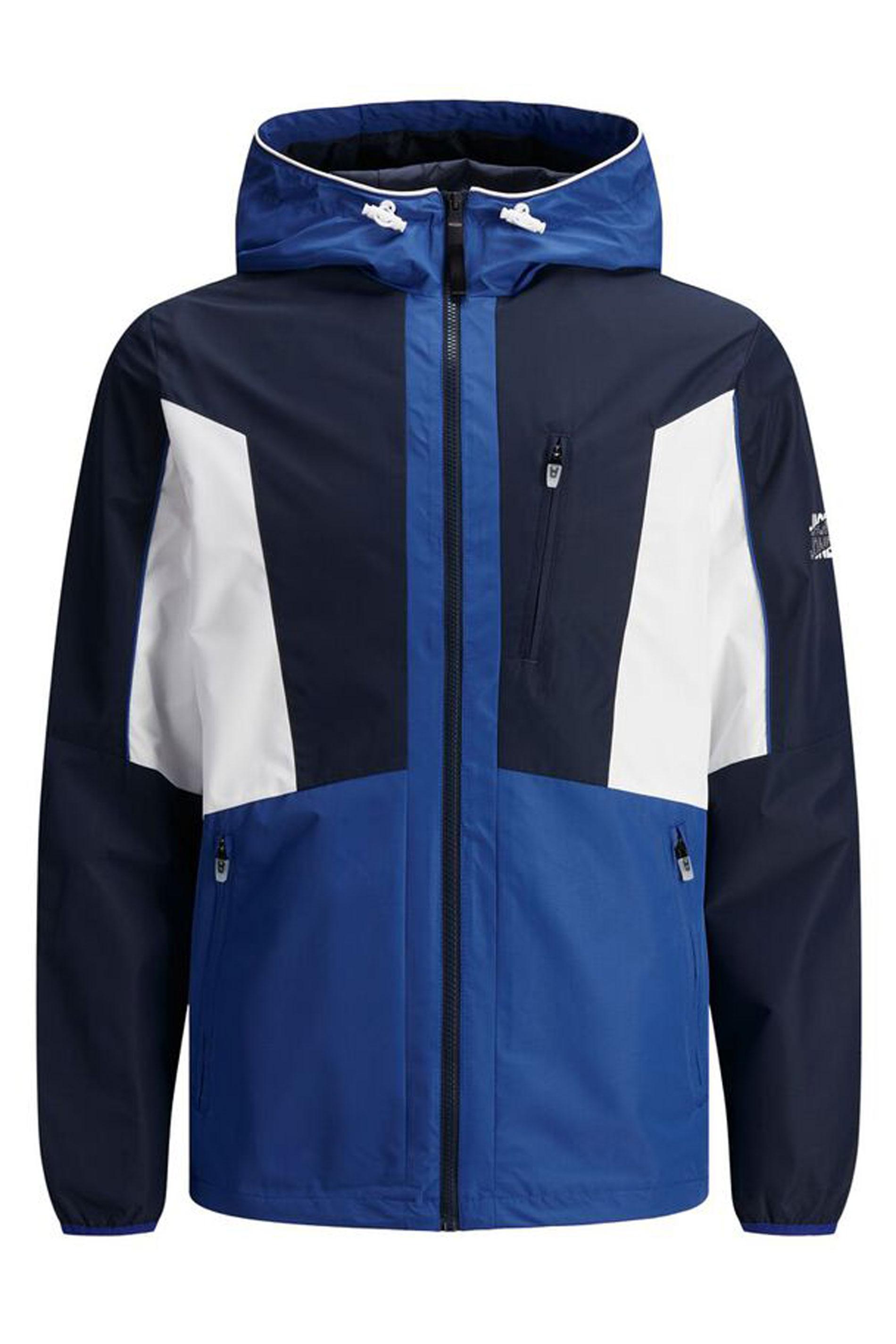 JACK & JONES Blue Carson Light Jacket