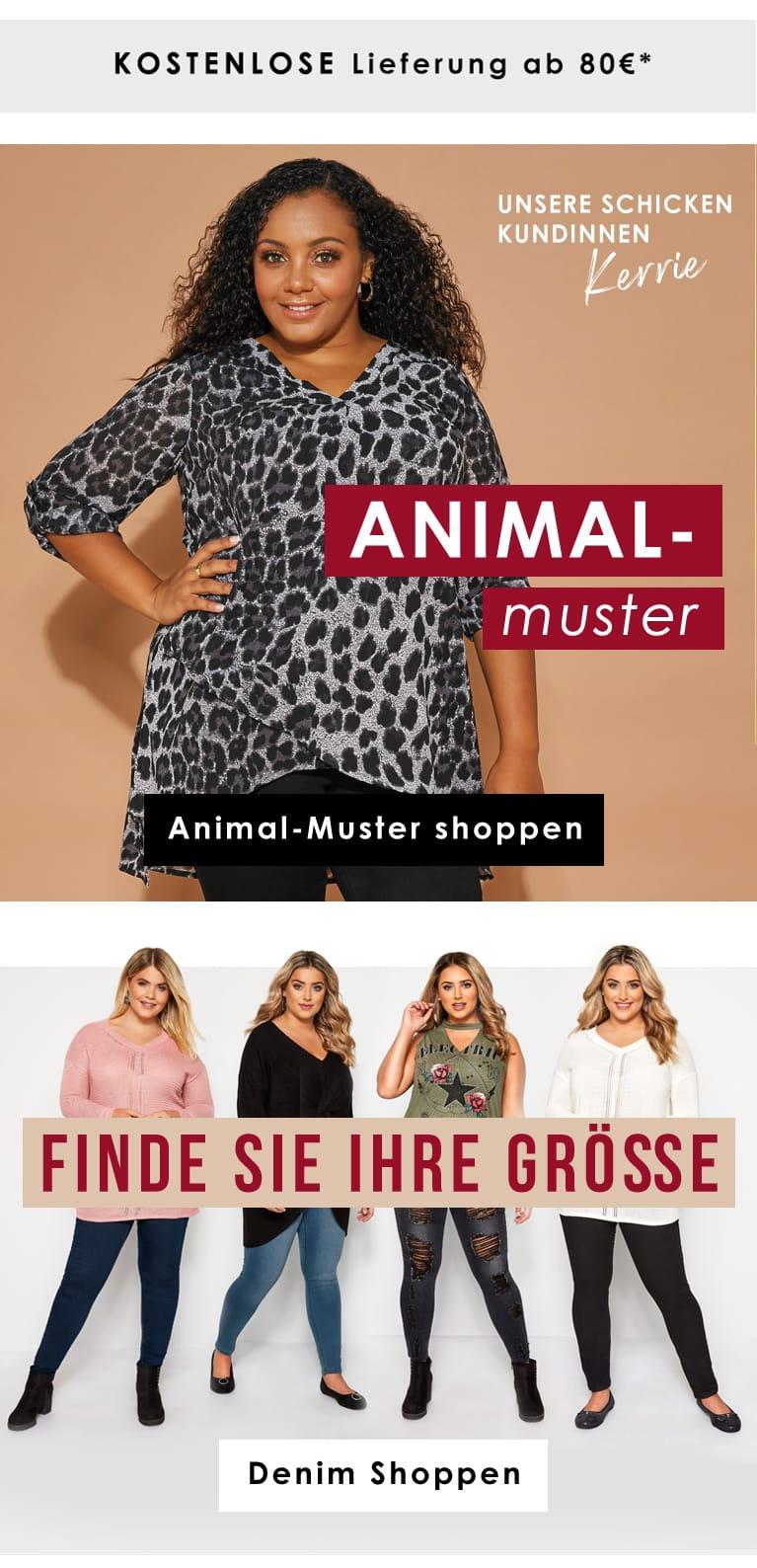 best website 42df9 d1cdf Große Größen Damenmode | Plus Size Mode für Mollige | Yours ...