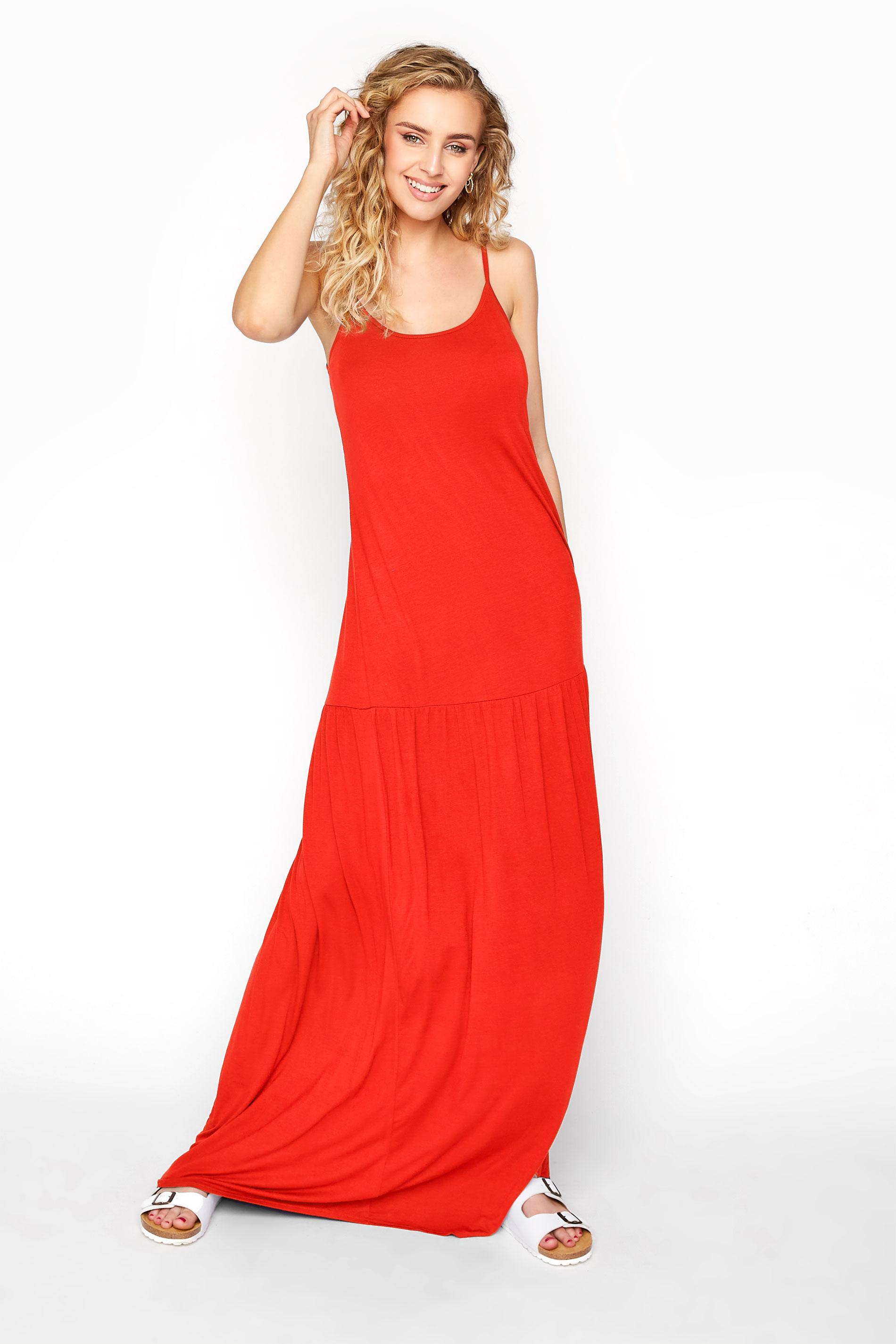 LTS Coral Strappy Drop Waist Maxi Dress_A.jpg
