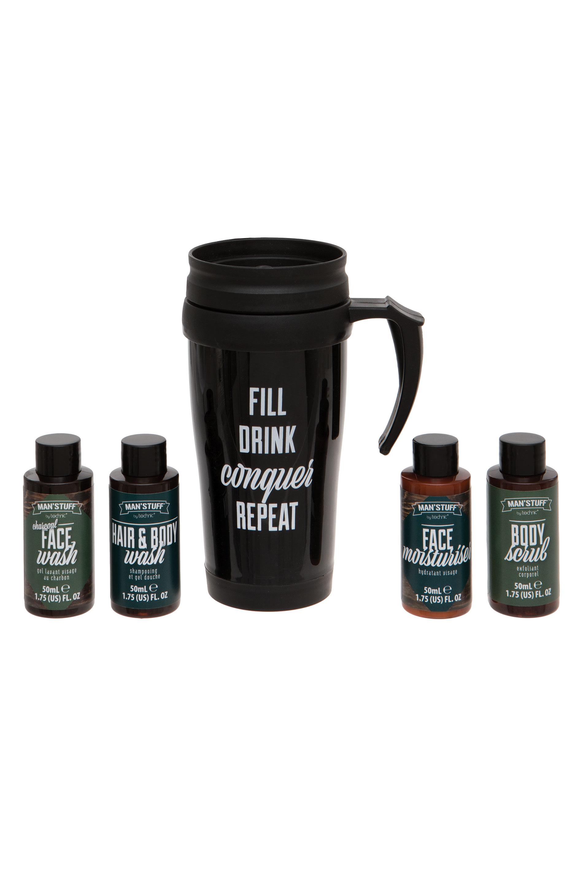 MANS'STUFF 'Going Places' Toiletry Gift Set