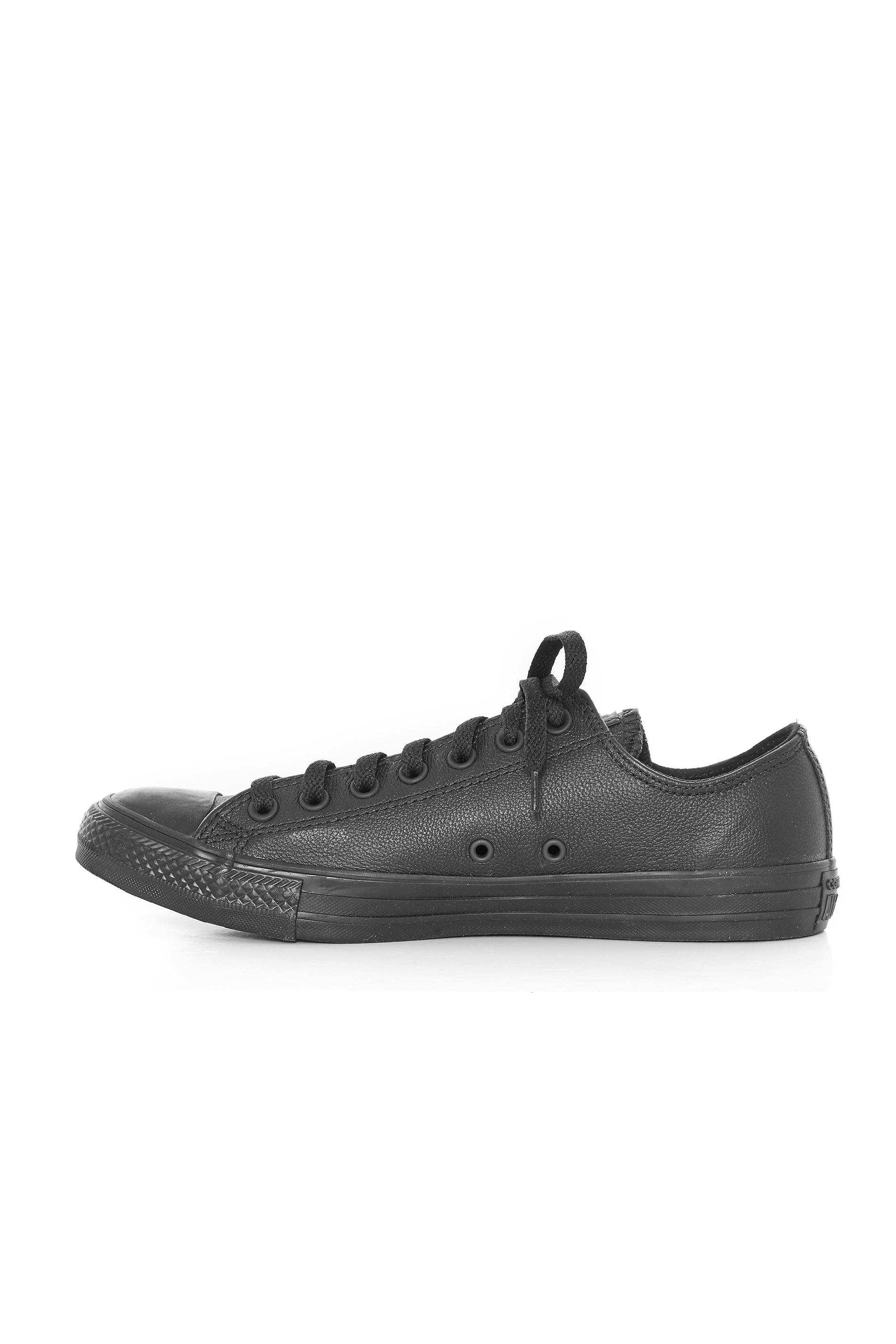 CONVERSE ALL STAR Black & White Leather Ox