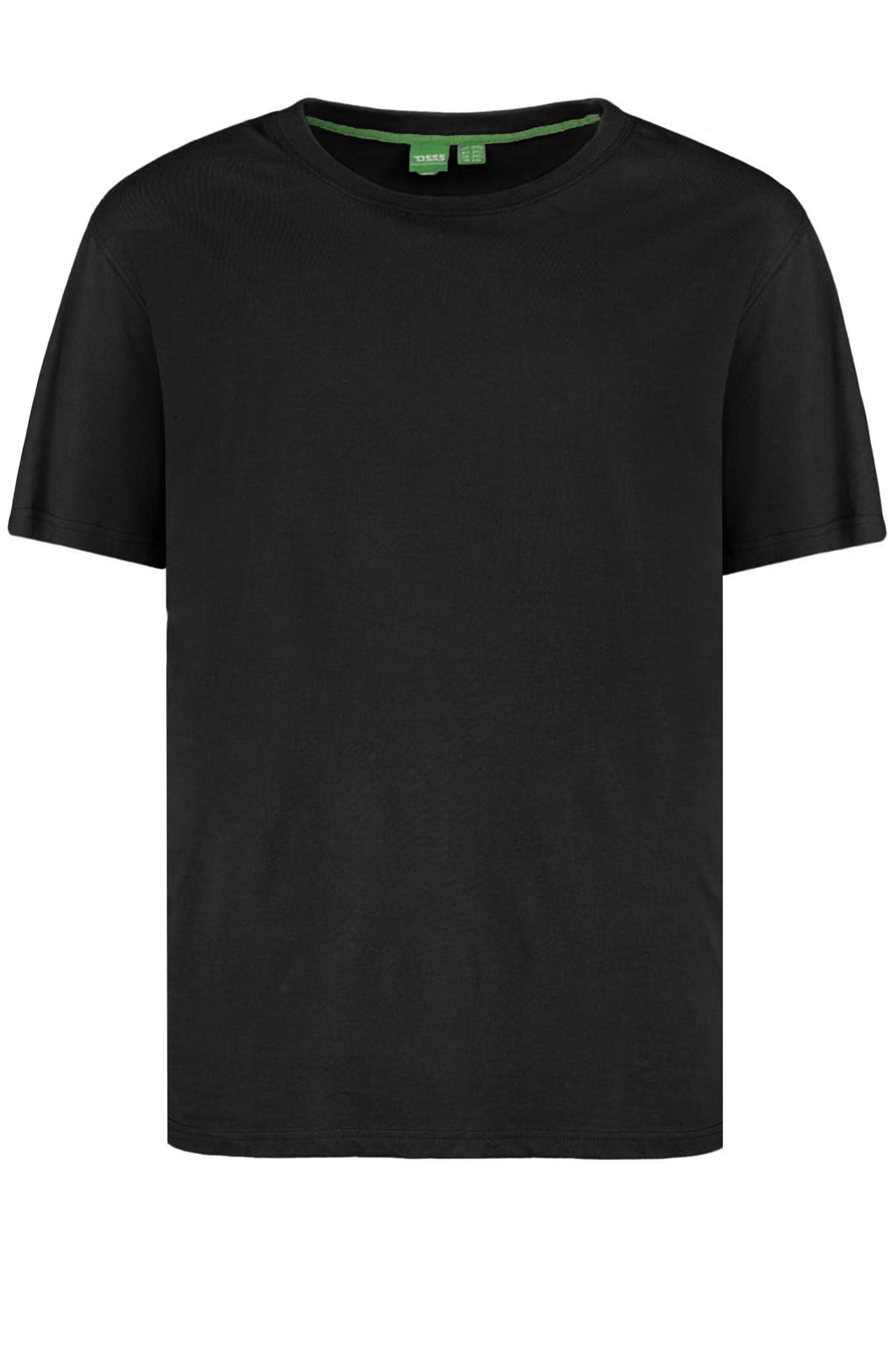 D555 Black Duke Basic T-Shirt