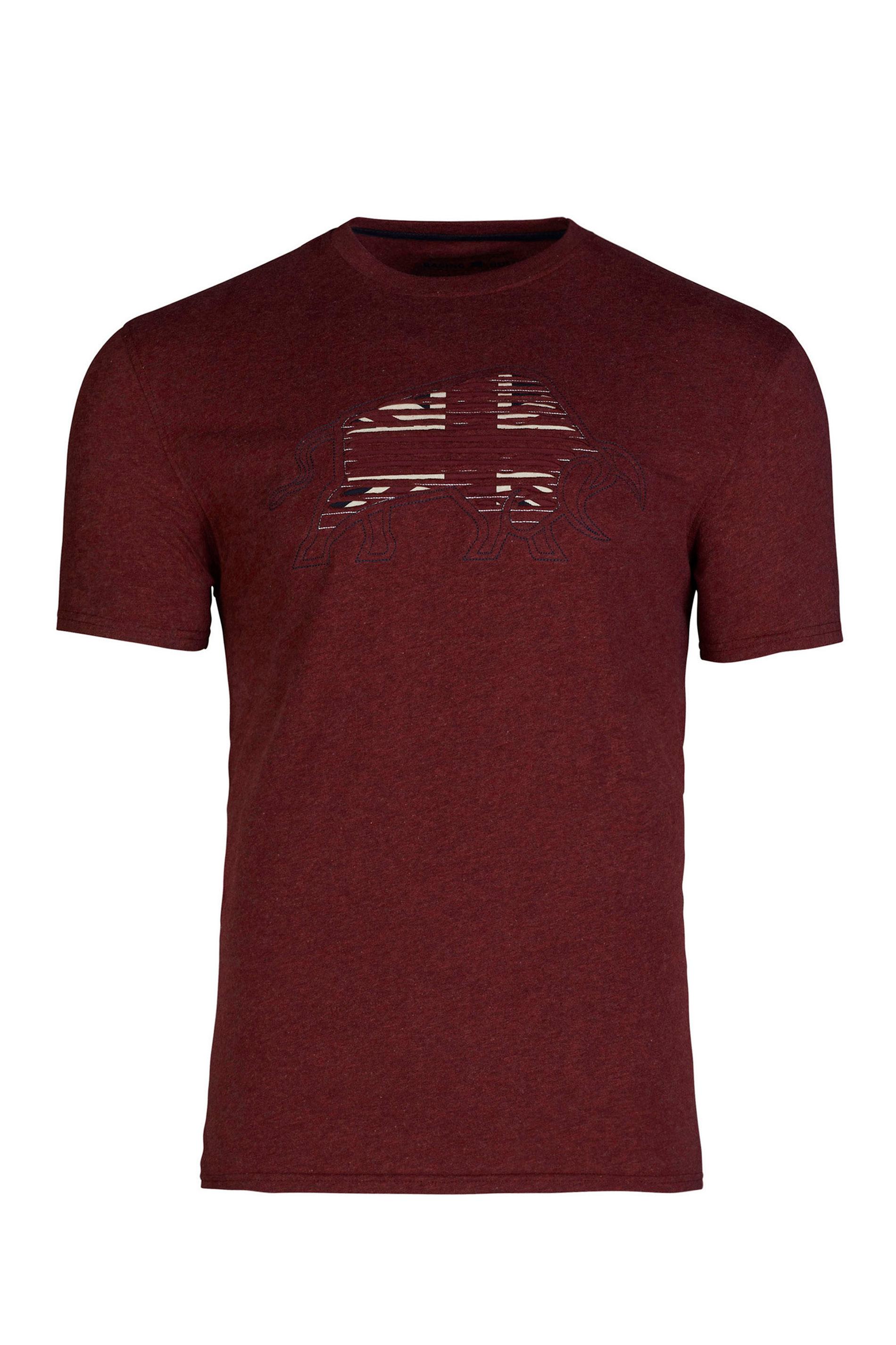 RAGING BULL Red Slash Bull T-Shirt_F.jpg