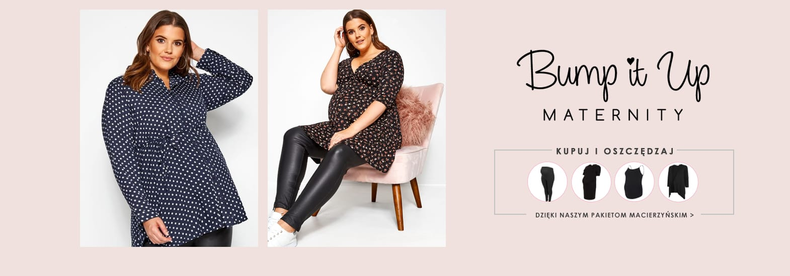Bump It Up, Plus Size Maternity Fashion >