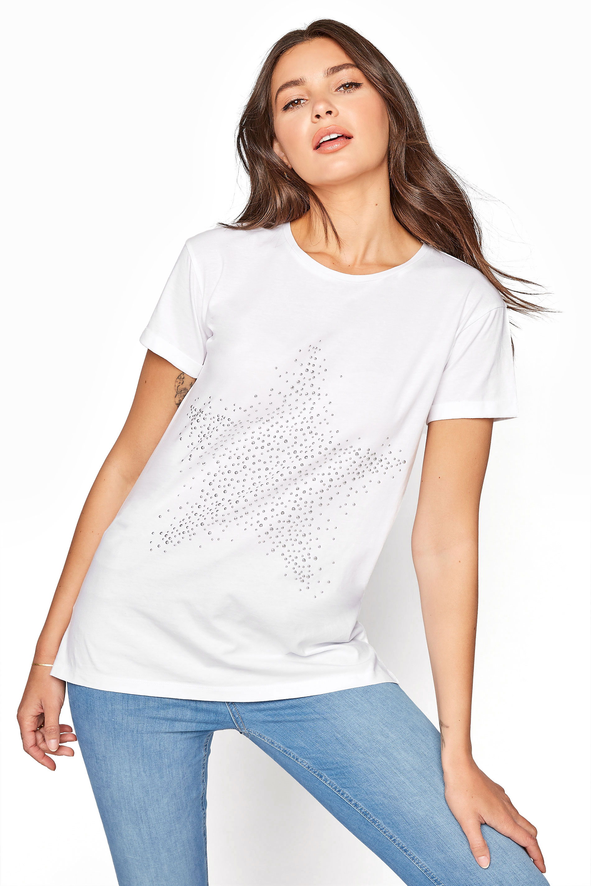 LTS White Star Studded T-Shirt_A.jpg