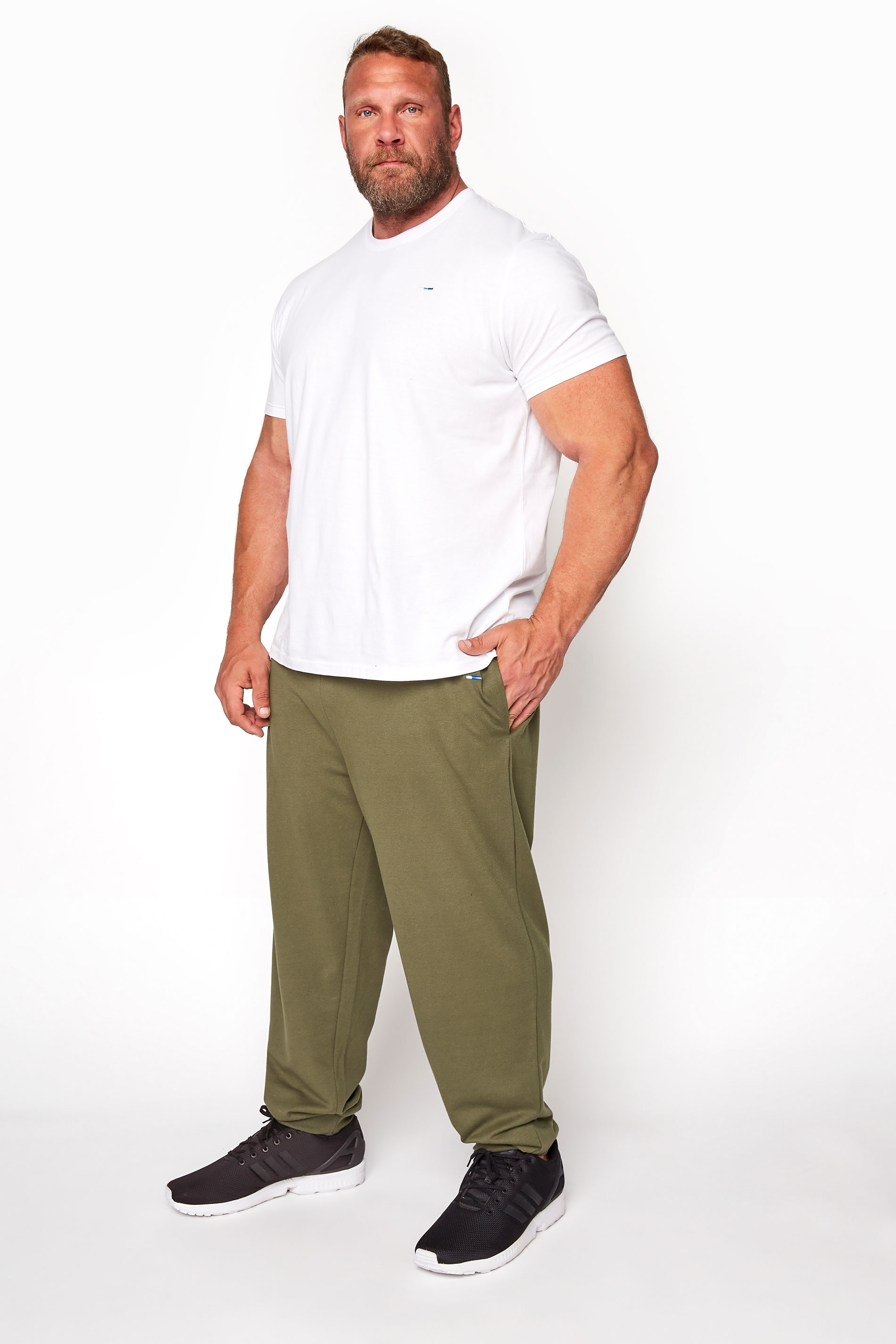 BadRhino Khaki Essential Joggers_A.jpg
