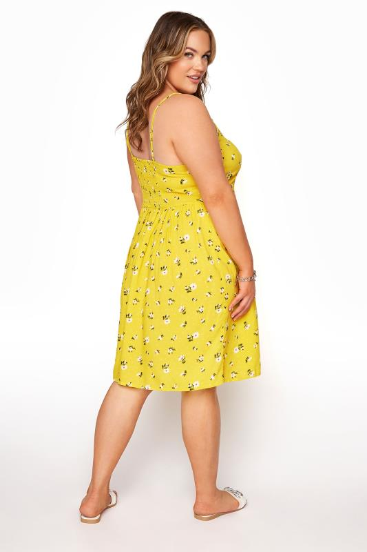Yellow Floral Strappy Dress_C.jpg