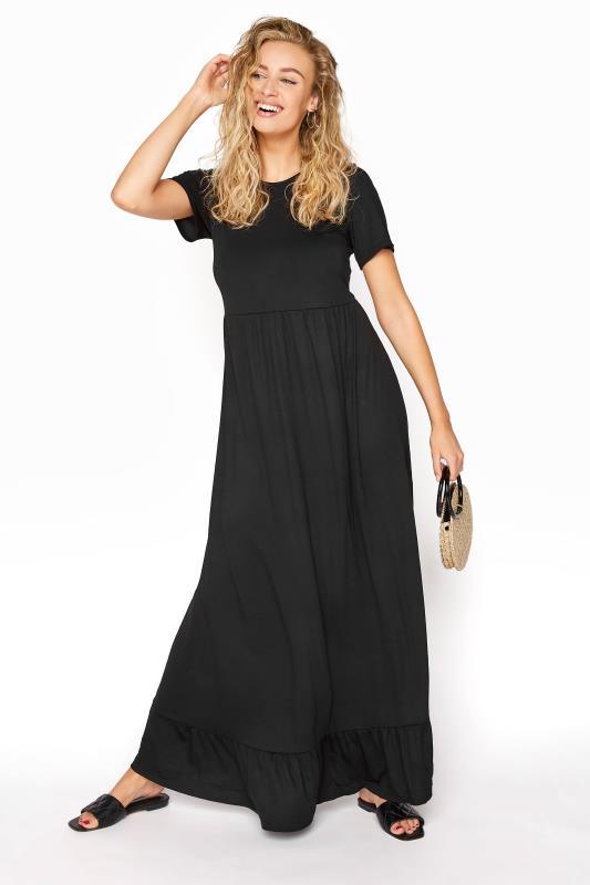 LTS Black Tiered Maxi Dress_B.jpg