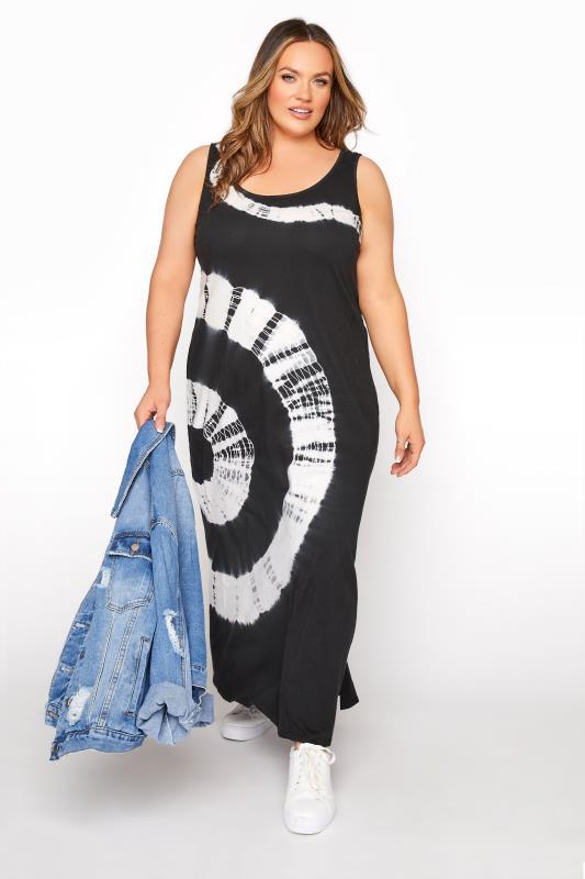Black Tie Dye Sleeveless Maxi Dress_B.jpg