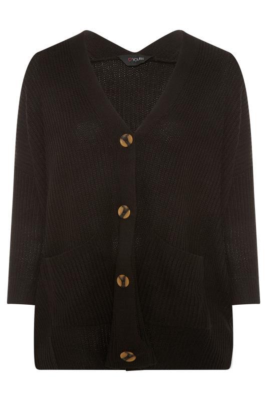 Black Button Knitted Cardigan_F.jpg