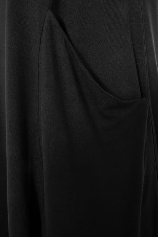 Black Drape Pocket Midi Dress_S.jpg