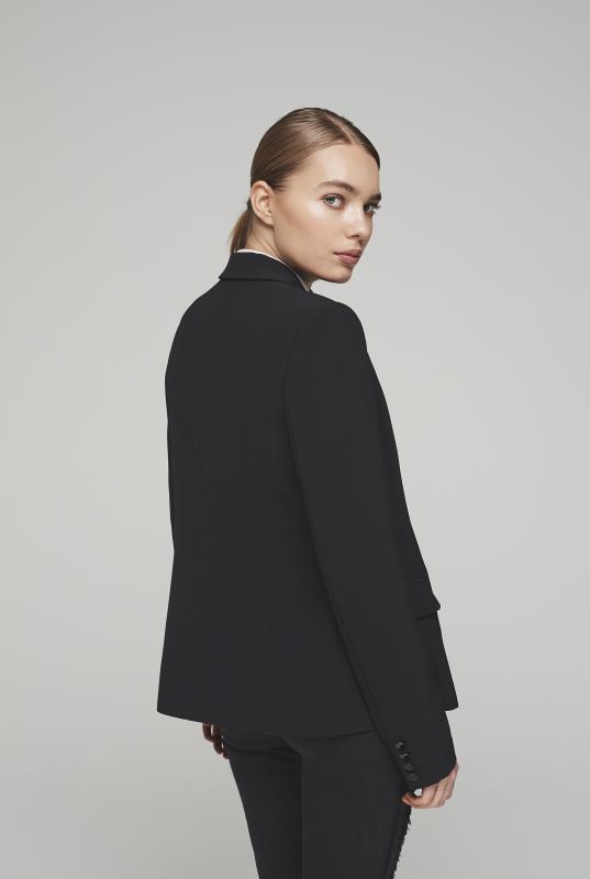 KARL LAGERFELD Black Suit Jacket