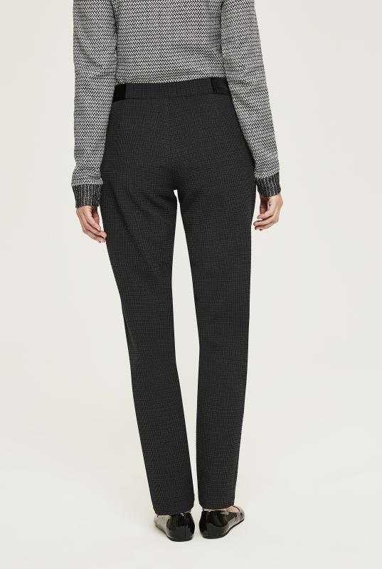 Textured Tapered Suit Trouser